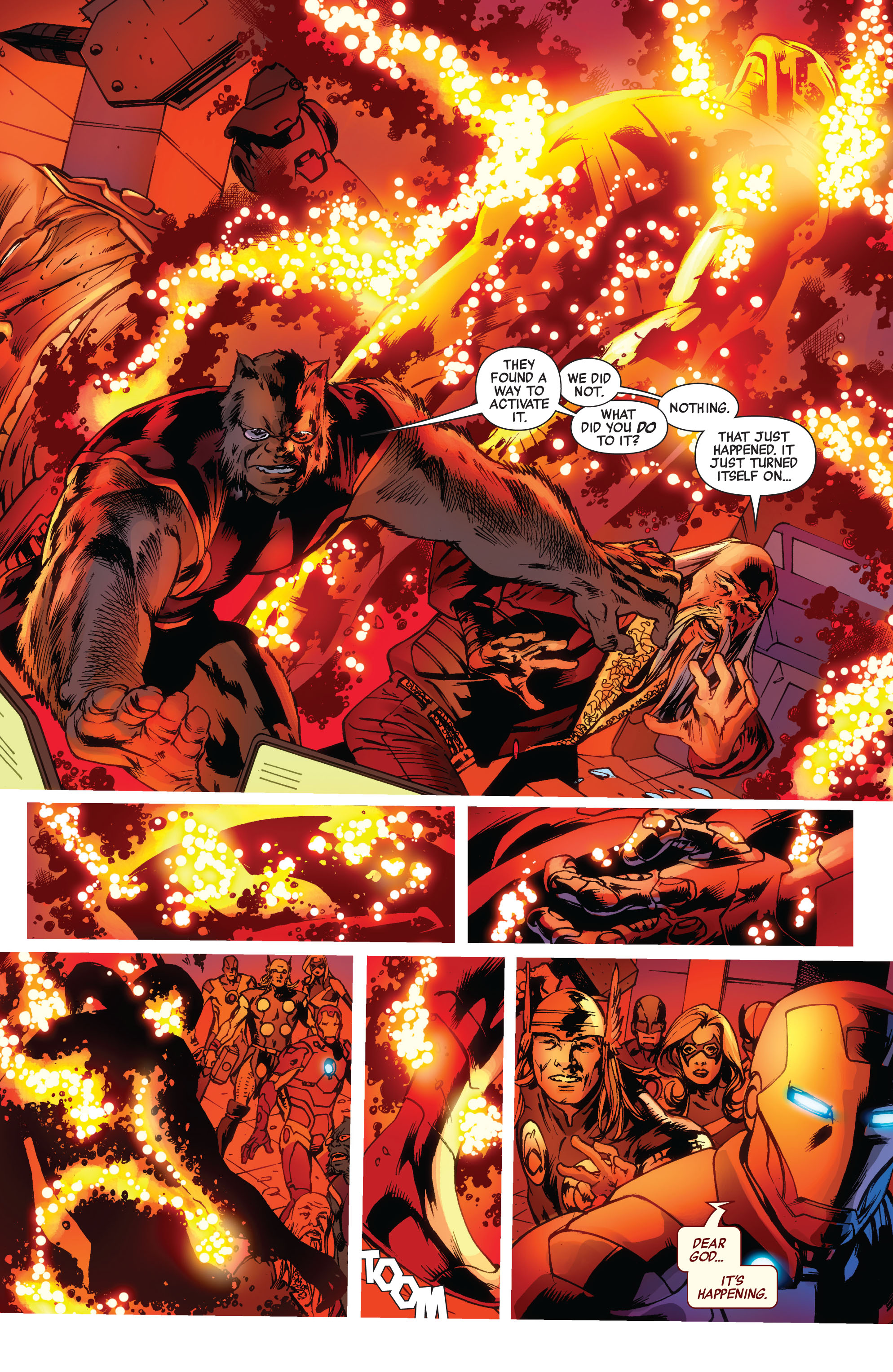 Read online Avengers (2010) comic -  Issue #12.1 - 21