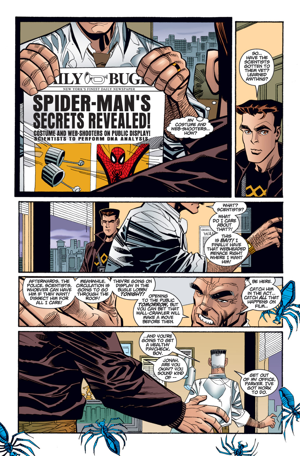 The Amazing Spider-Man (1999) 20 Page 8