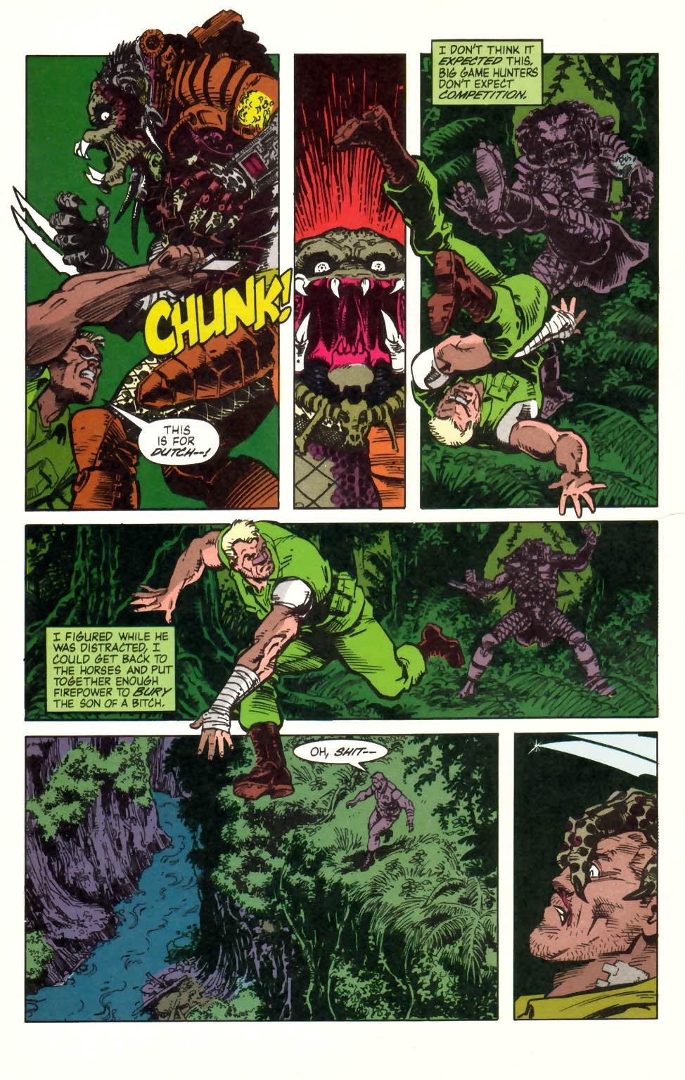 Predator (1989) issue 2 - Page 22