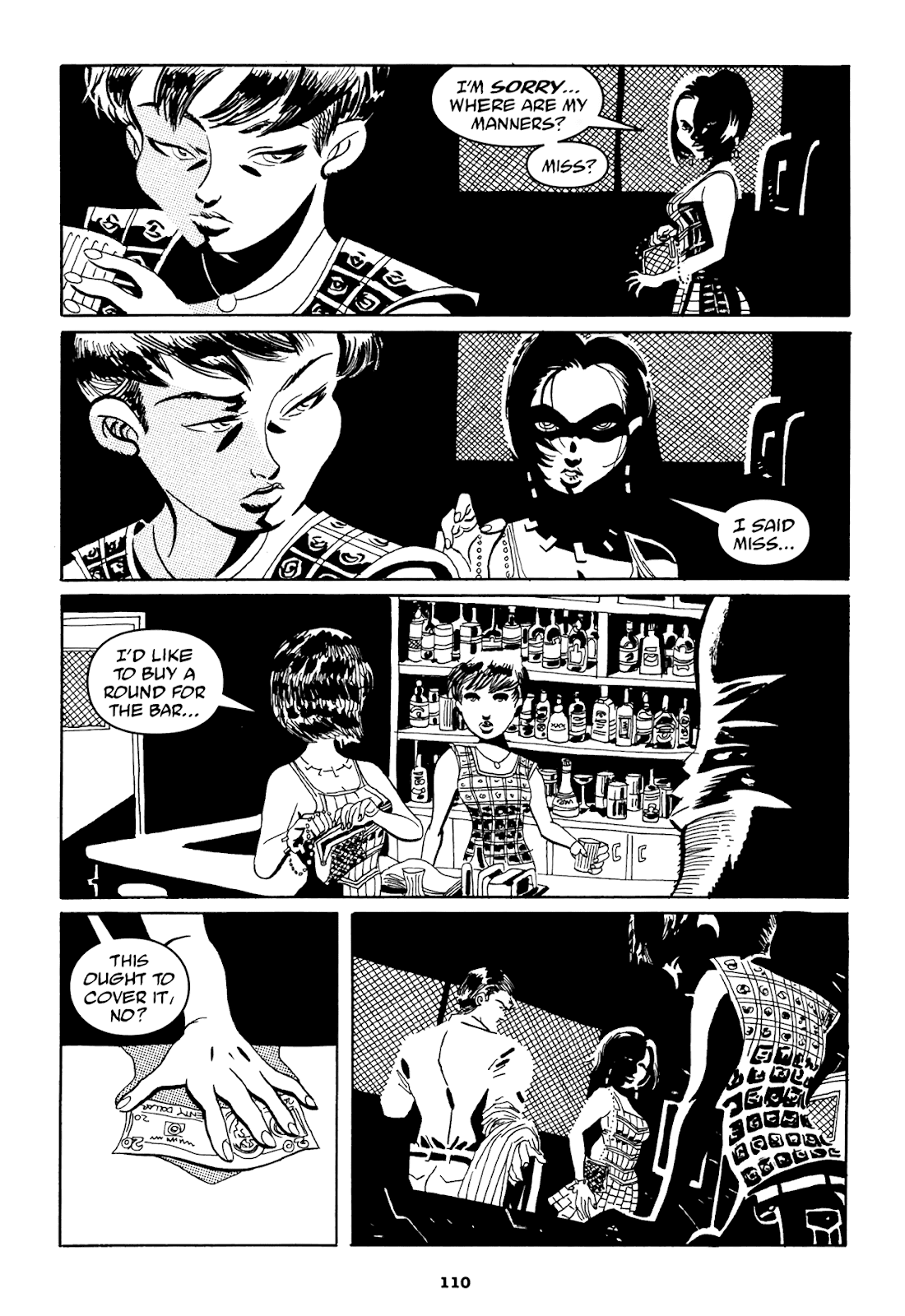 Read online Filthy Rich comic -  Issue # TPB (Part 2) - 15