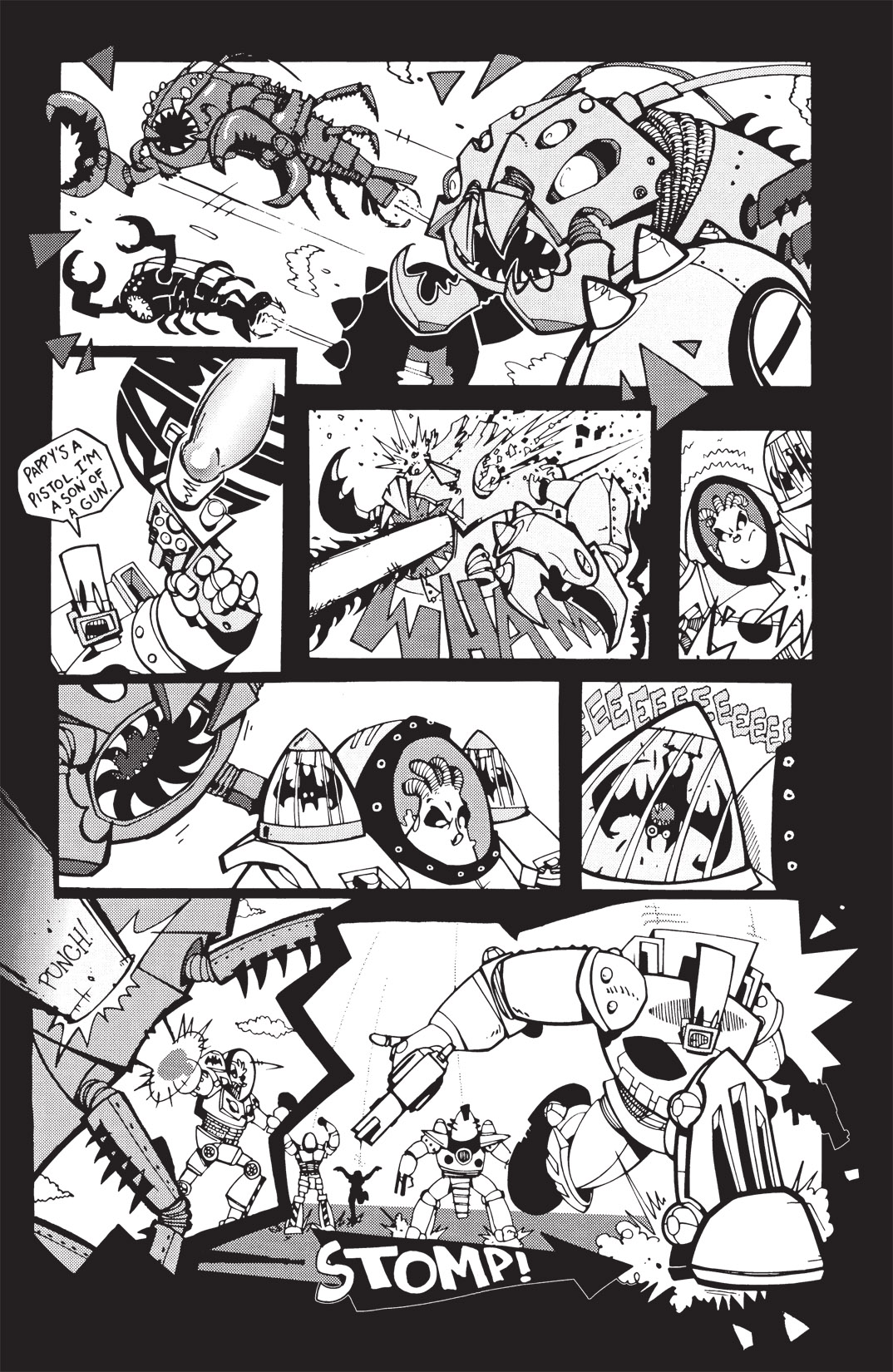 Read online Scud: The Disposable Assassin: The Whole Shebang comic -  Issue # TPB (Part 3) - 28