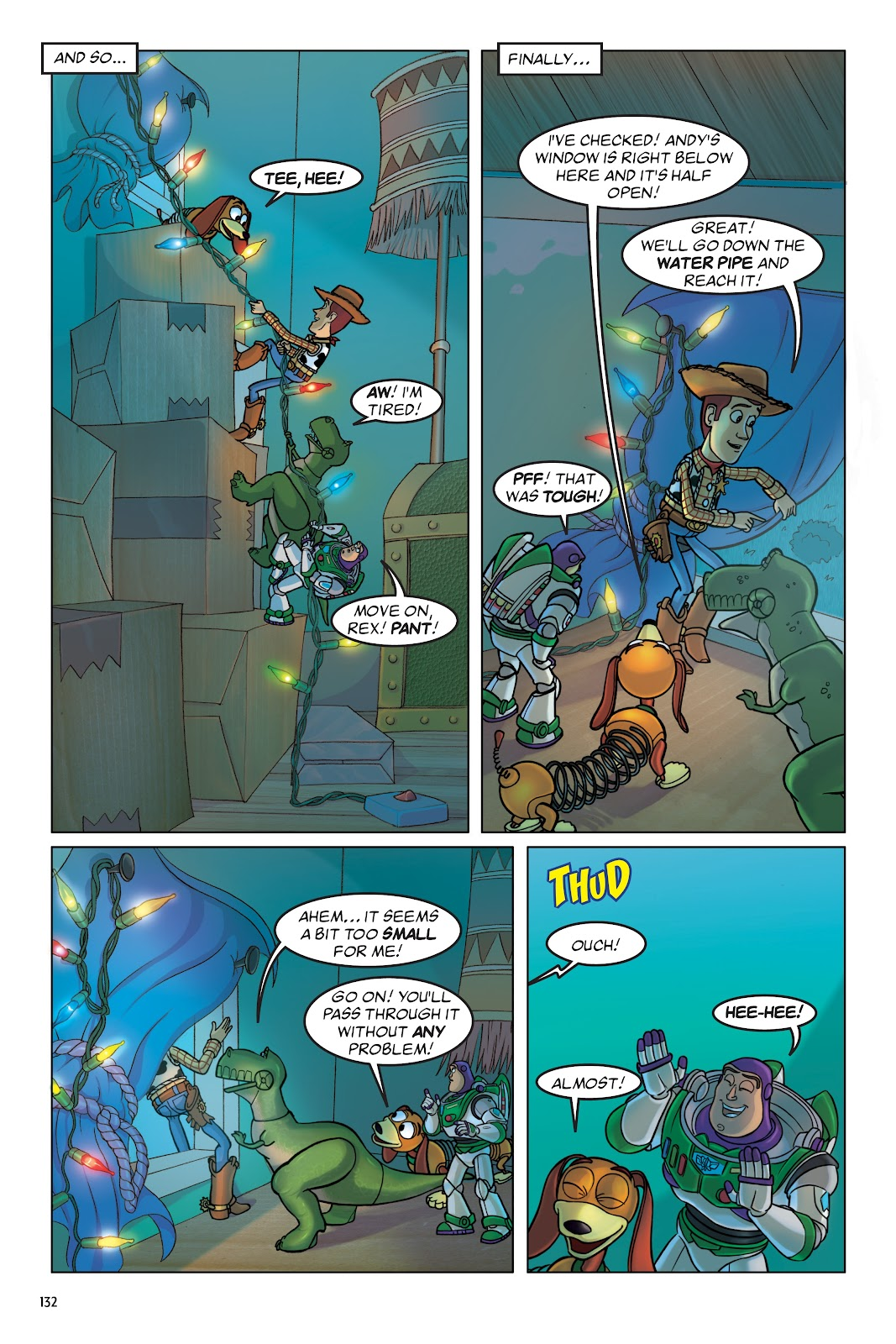 Read online DISNEY·PIXAR Toy Story Adventures comic -  Issue # TPB 1 (Part 2) - 32