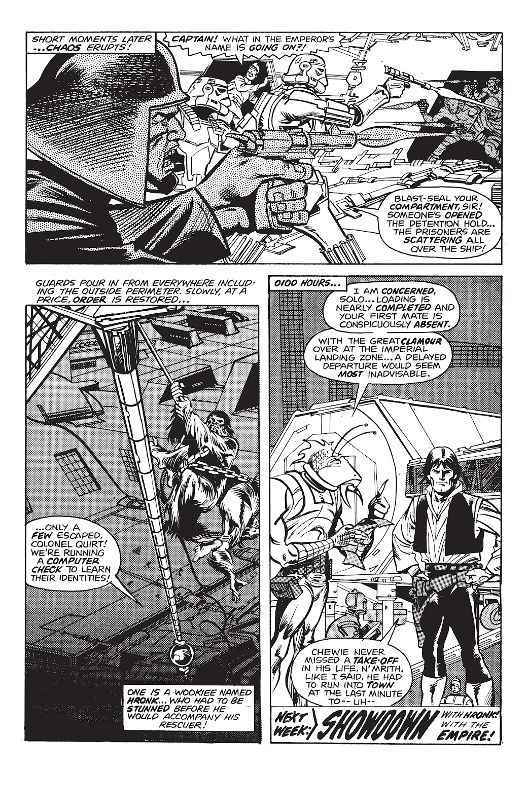 Read online Star Wars Legends: The Original Marvel Years - Epic Collection comic -  Issue # TPB 2 (Part 4) - 25