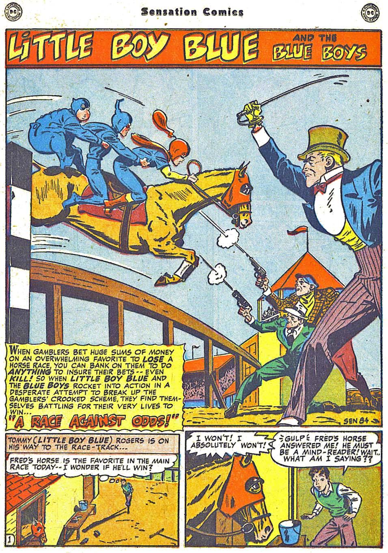 Read online Sensation (Mystery) Comics comic -  Issue #79 - 17
