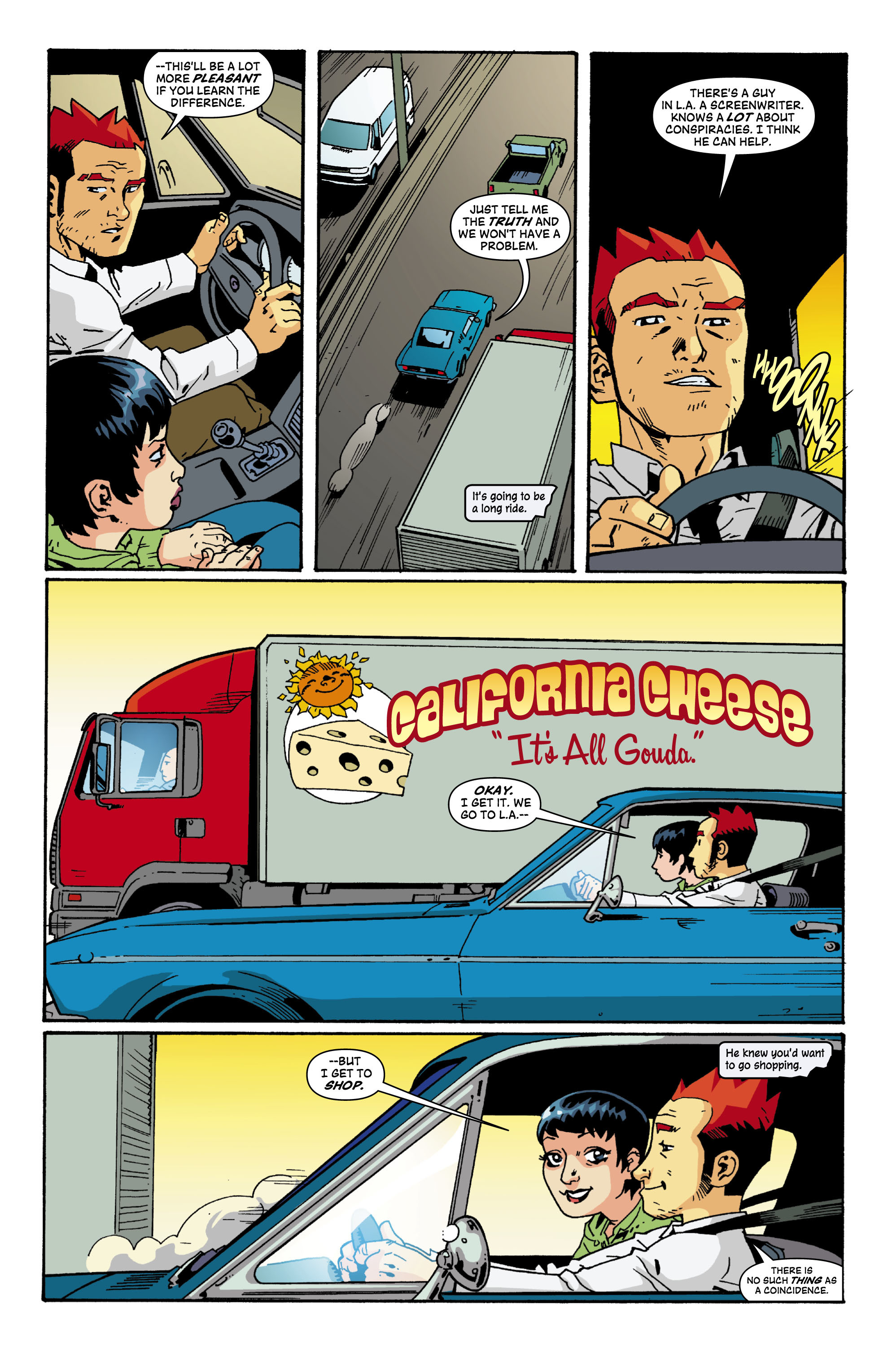 Read online Red Herring comic -  Issue #6 - 21
