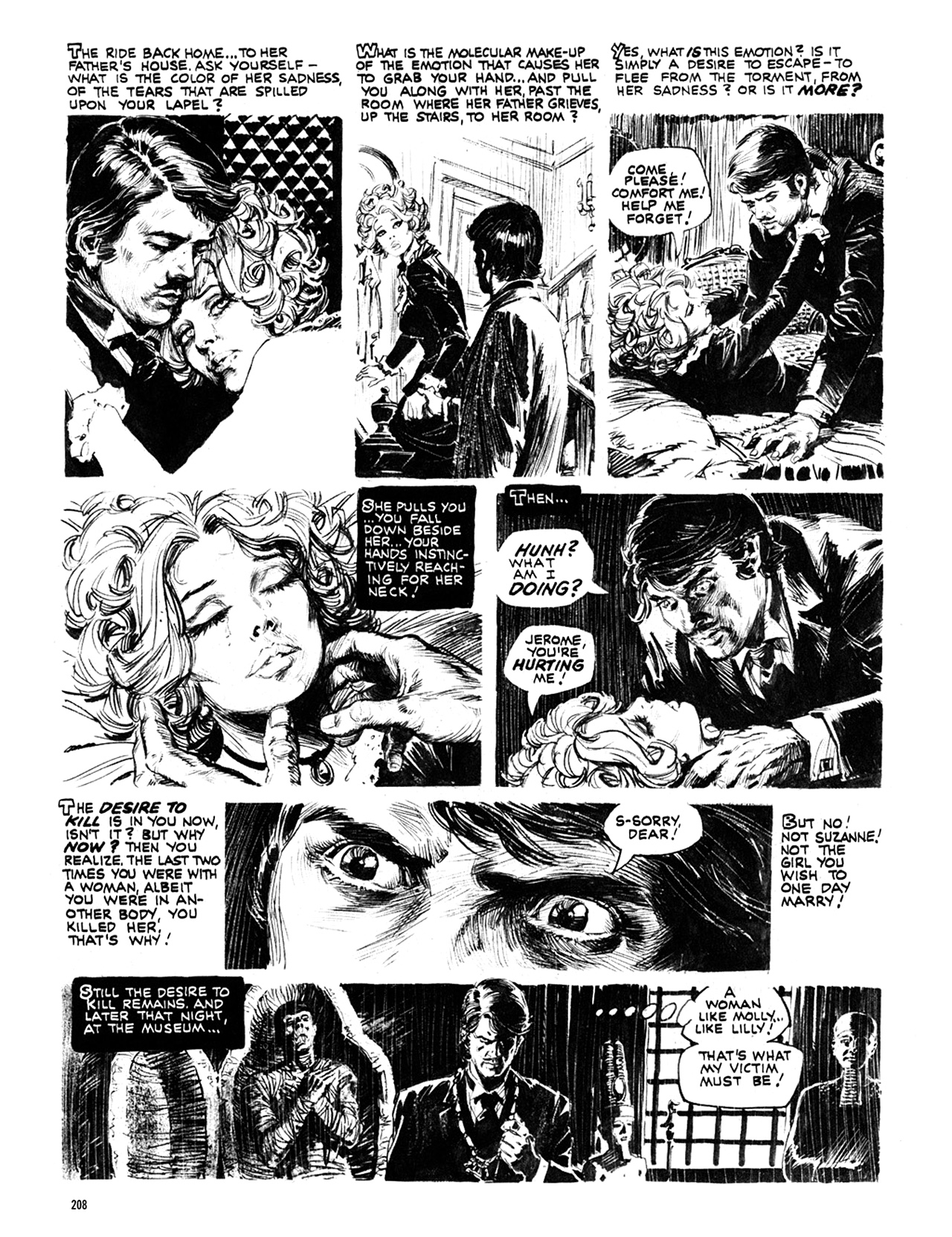 Read online Eerie Archives comic -  Issue # TPB 10 - 209
