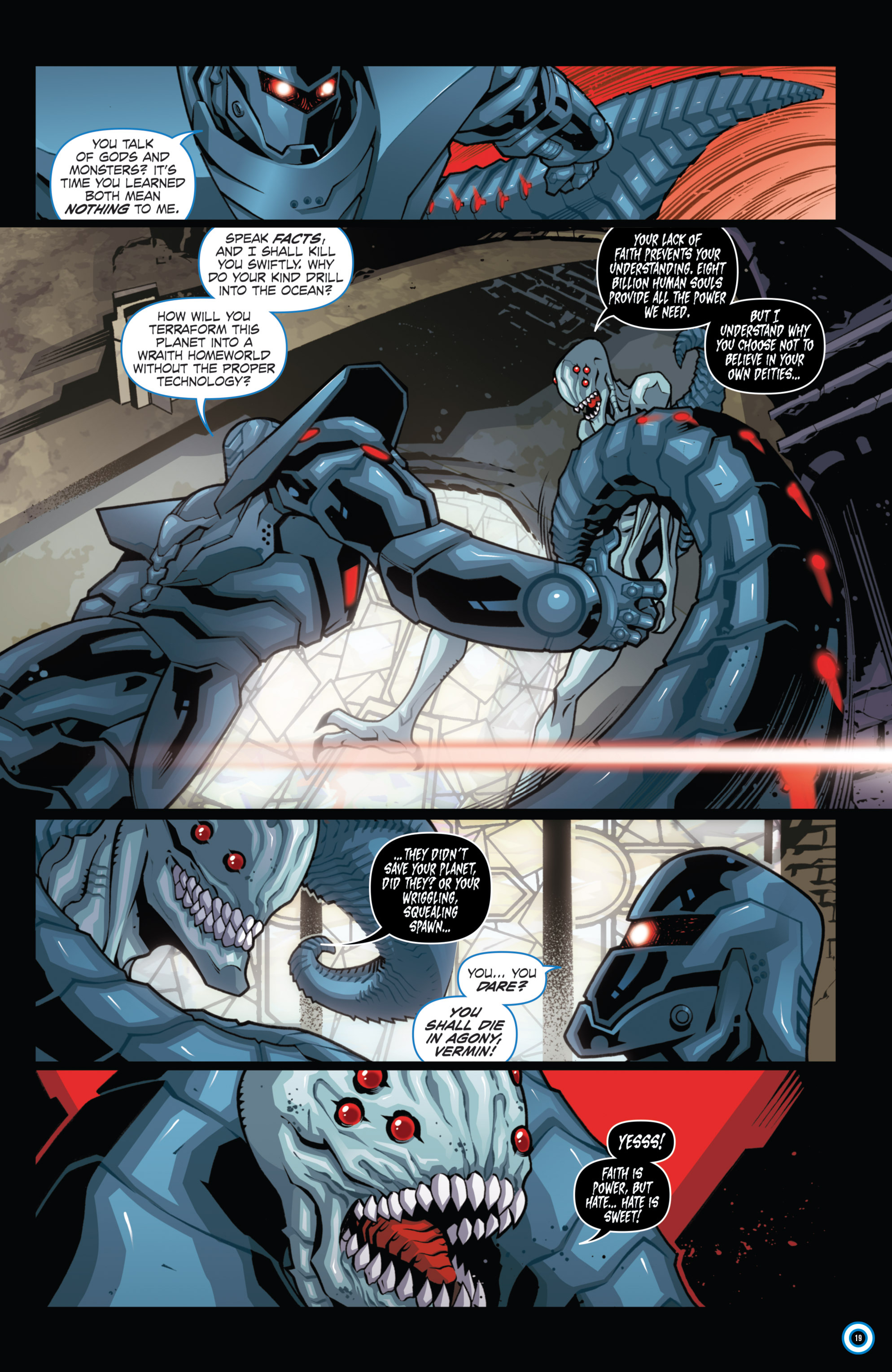 Read online ROM (2016) comic -  Issue #10 - 21