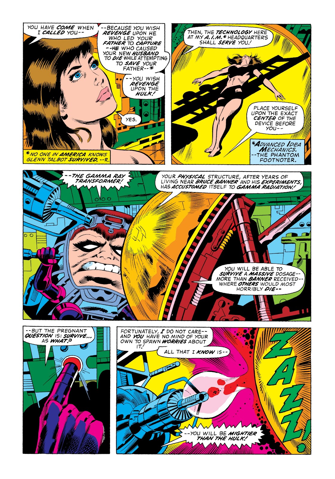Read online Marvel Masterworks: The Incredible Hulk comic -  Issue # TPB 9 (Part 3) - 47