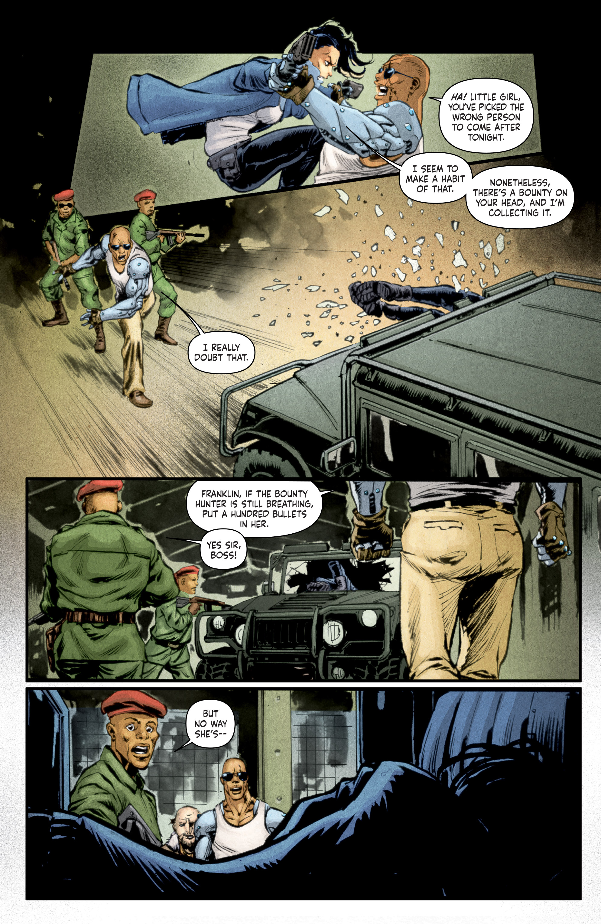 Read online Stained comic -  Issue #1 - 12