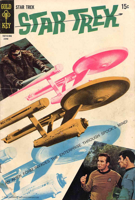 Star Trek (1967) issue 4 - Page 1