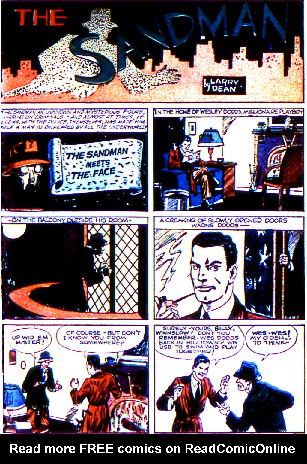 Read online Adventure Comics (1938) comic -  Issue #44 - 3