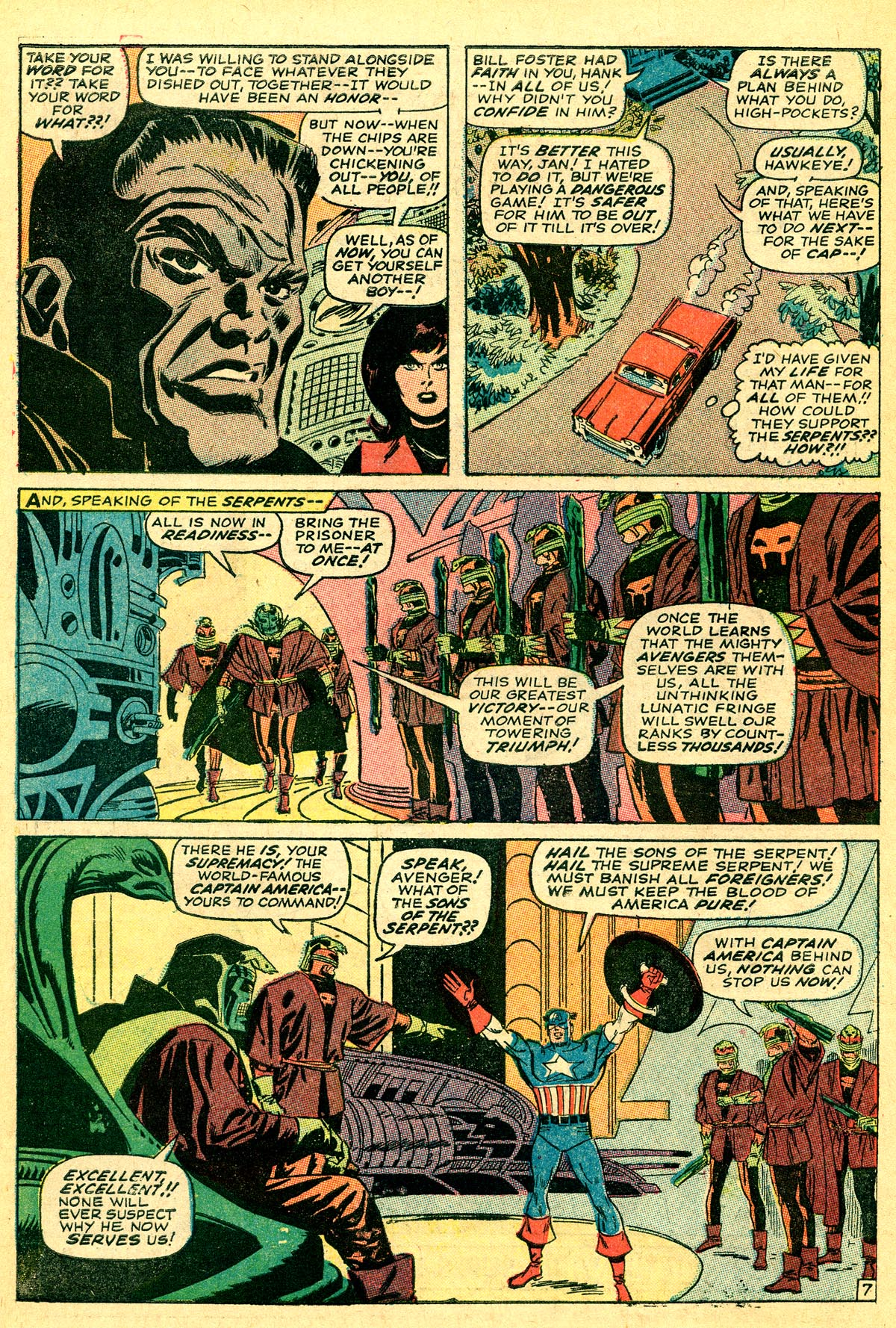 The Avengers (1963) 33 Page 7