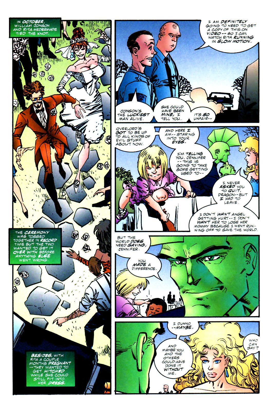 The Savage Dragon (1993) Issue #59 #62 - English 10