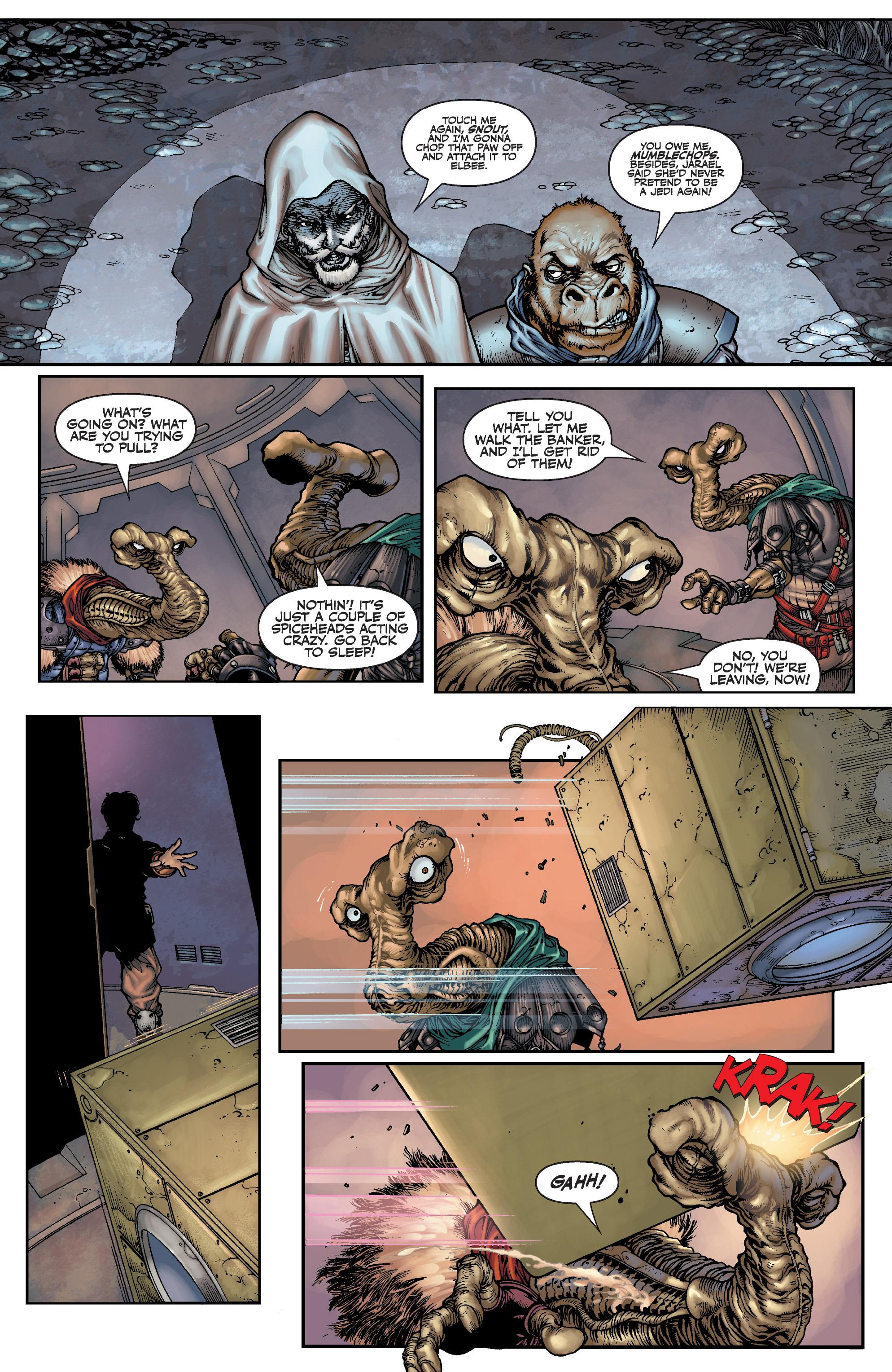 Read online Star Wars Omnibus comic -  Issue # Vol. 29 - 268