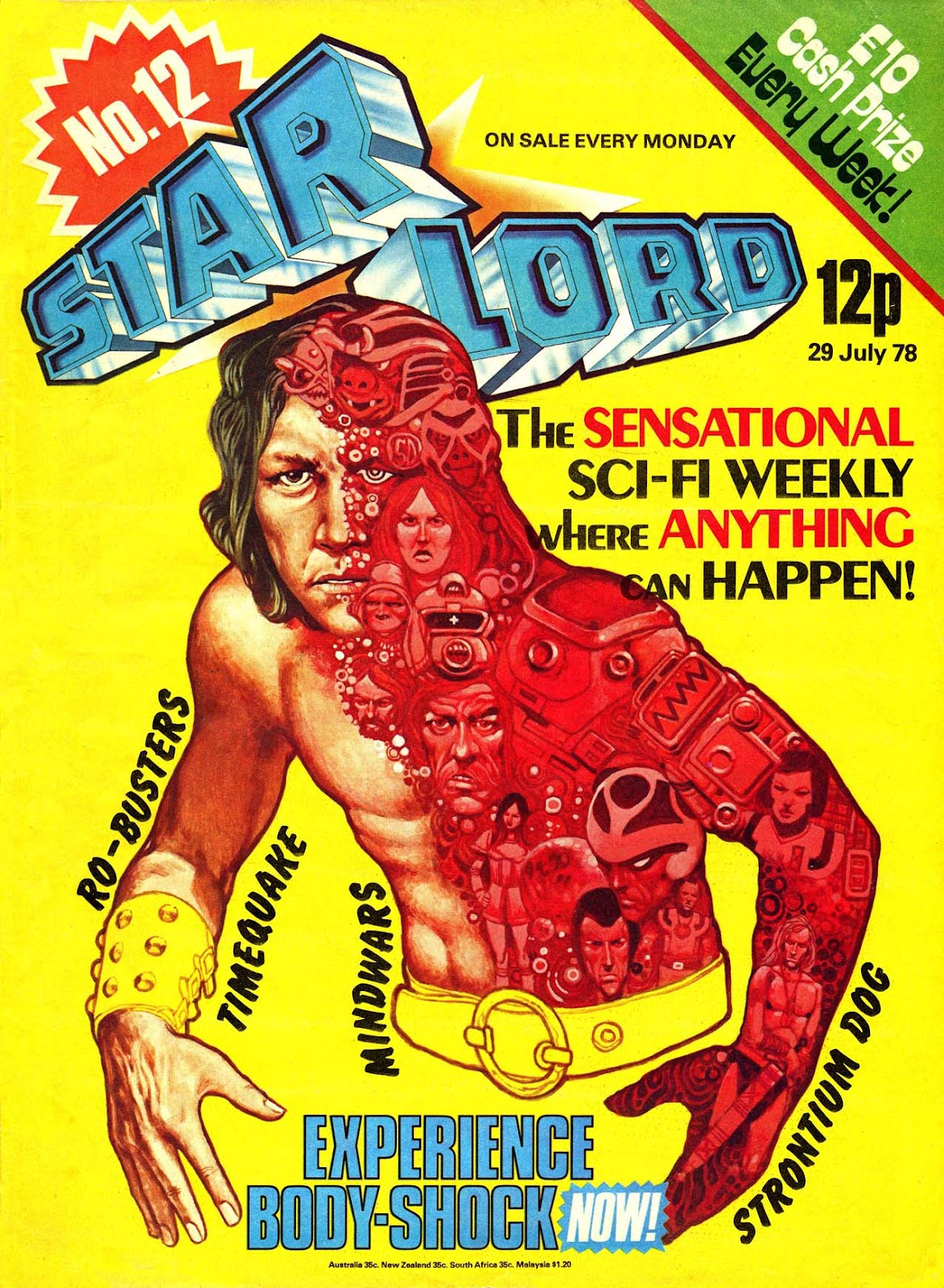 Starlord (1978) issue 12 - Page 1