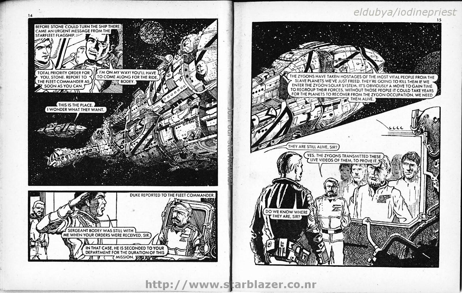 Starblazer issue 70 - Page 9