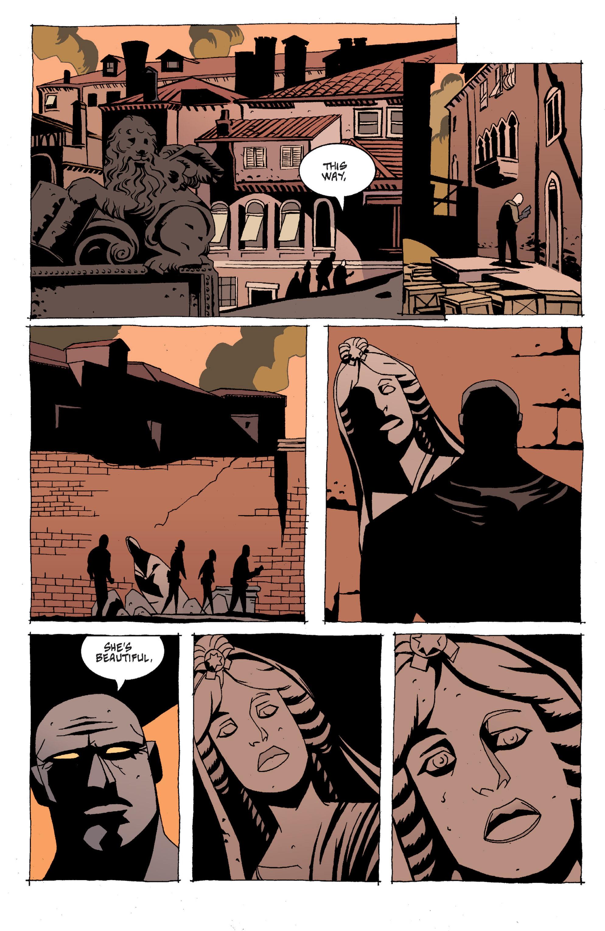 Read online B.P.R.D. (2003) comic -  Issue # TPB 2 - 12