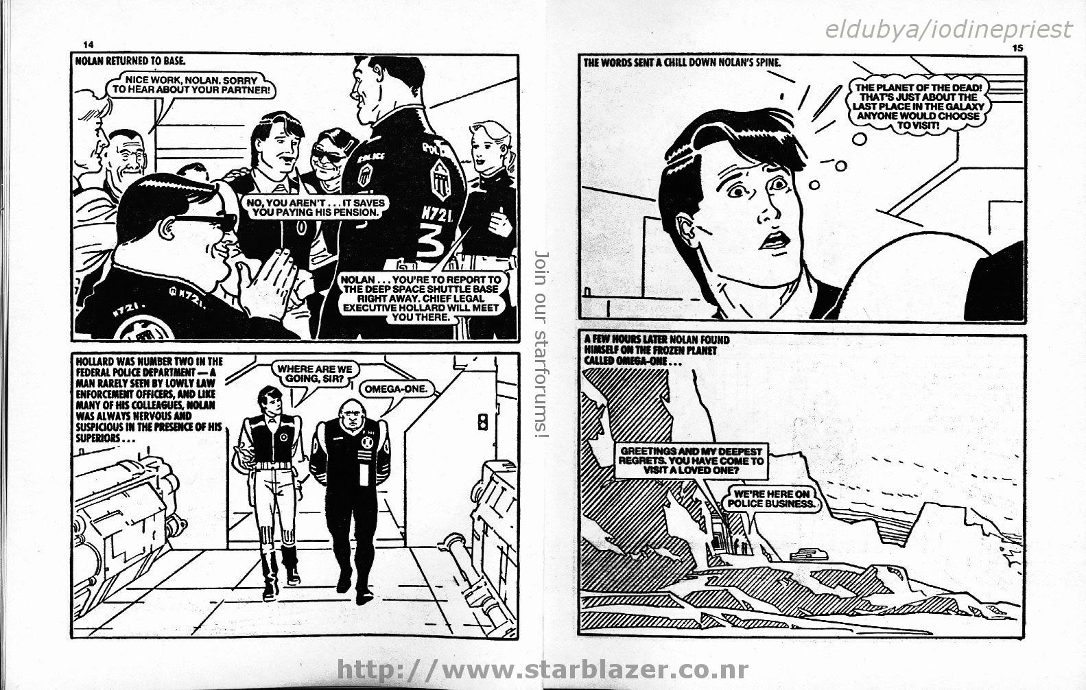 Starblazer issue 272 - Page 9