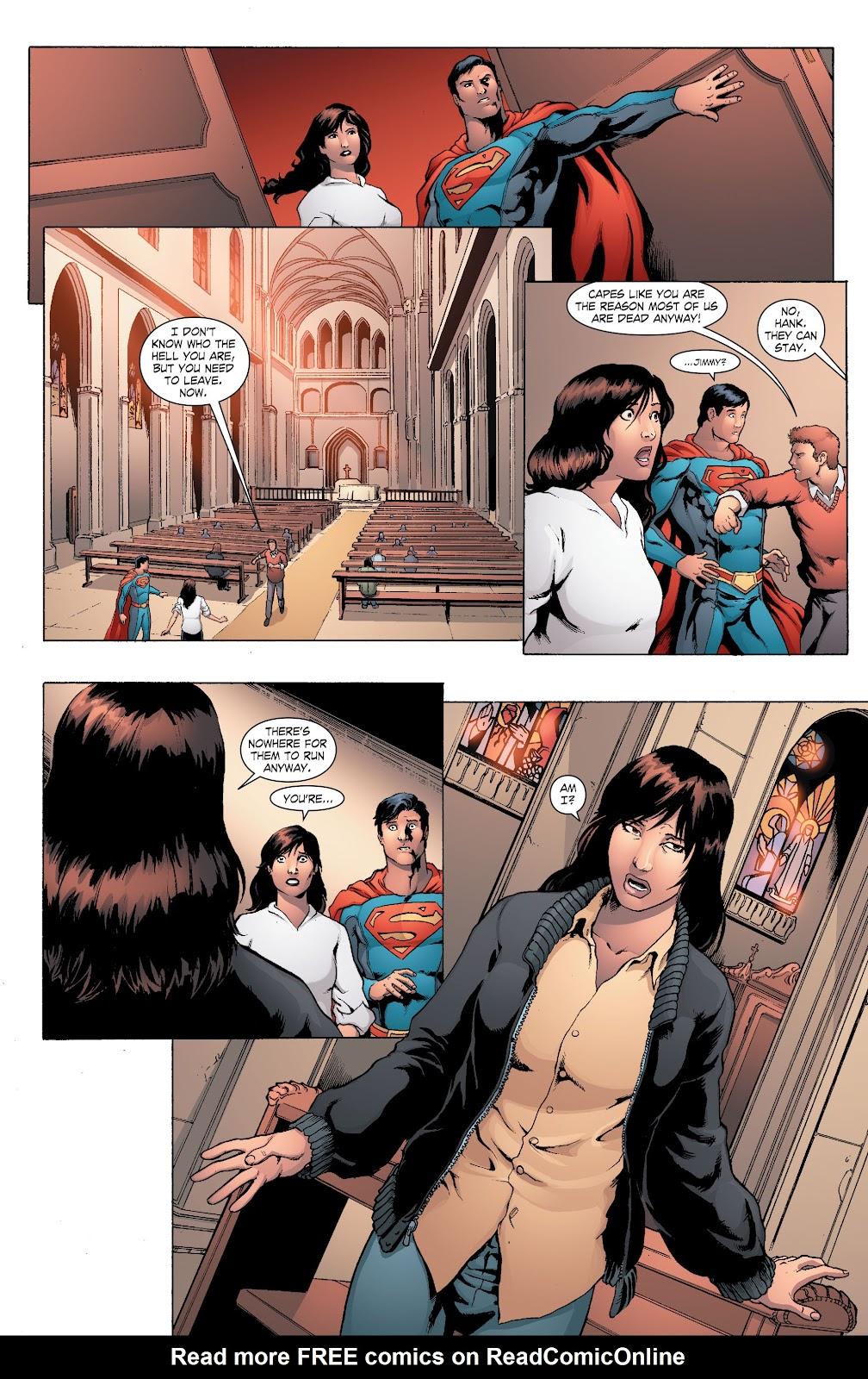 Read online Smallville Season 11 [II] comic -  Issue # TPB 8 - 76