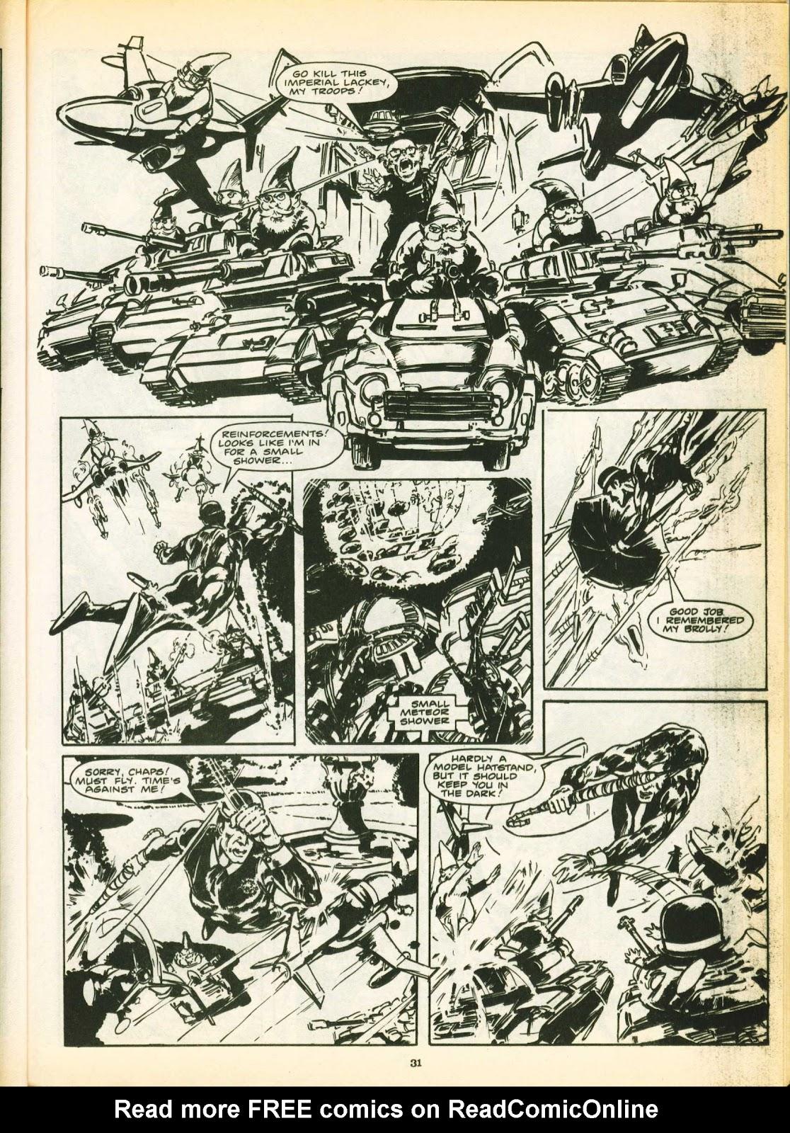 Warrior Issue #21 #22 - English 31