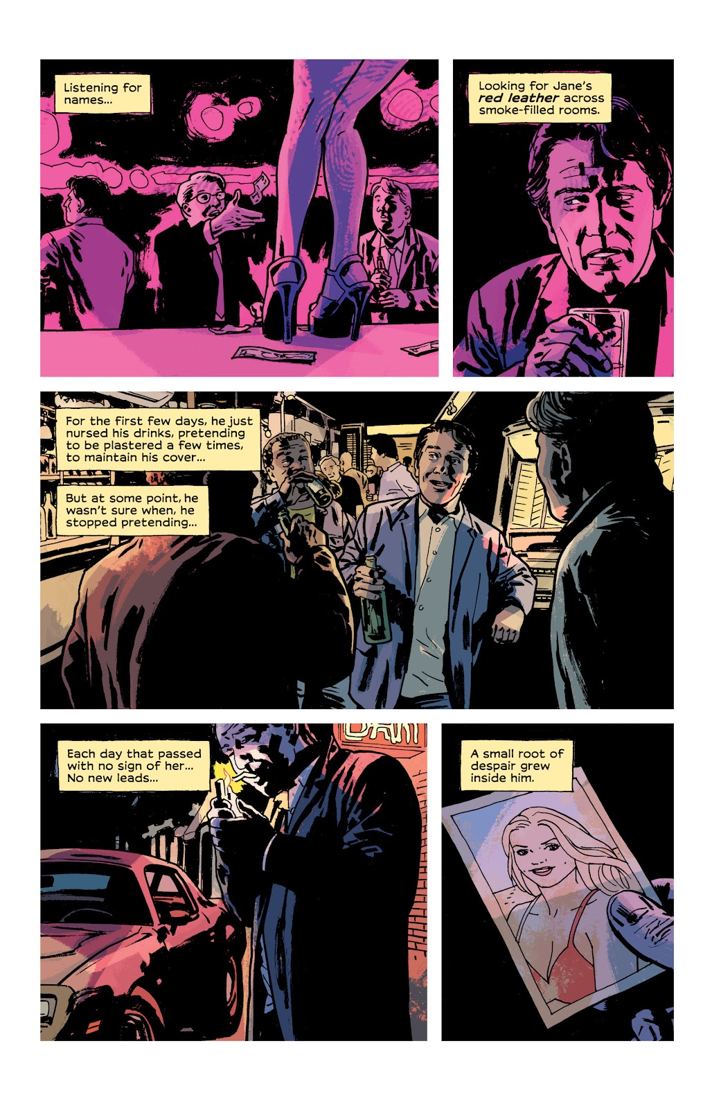 Read online Criminal (2019) comic -  Issue #10 - 8