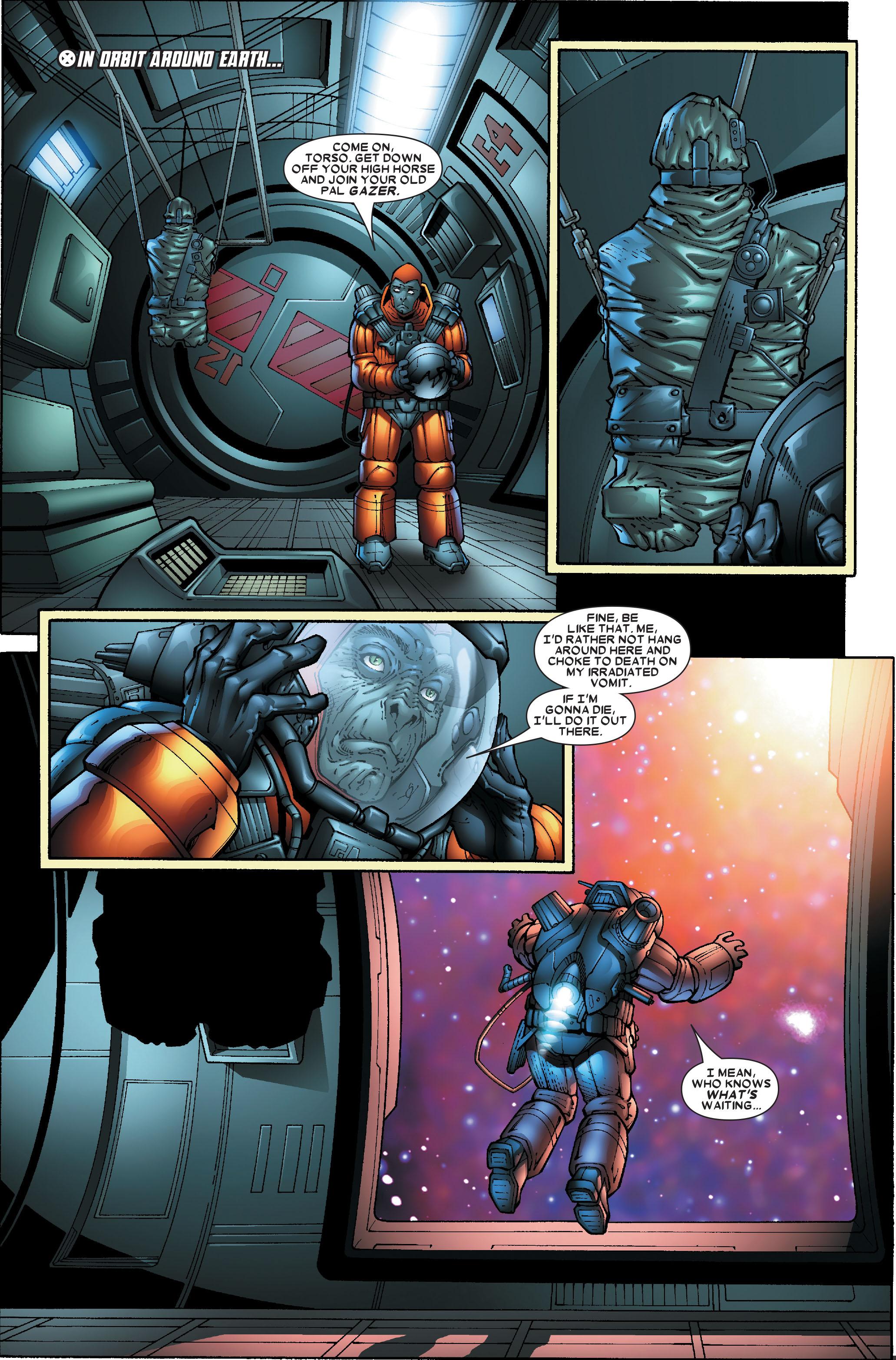 X-Men (1991) 181 Page 3