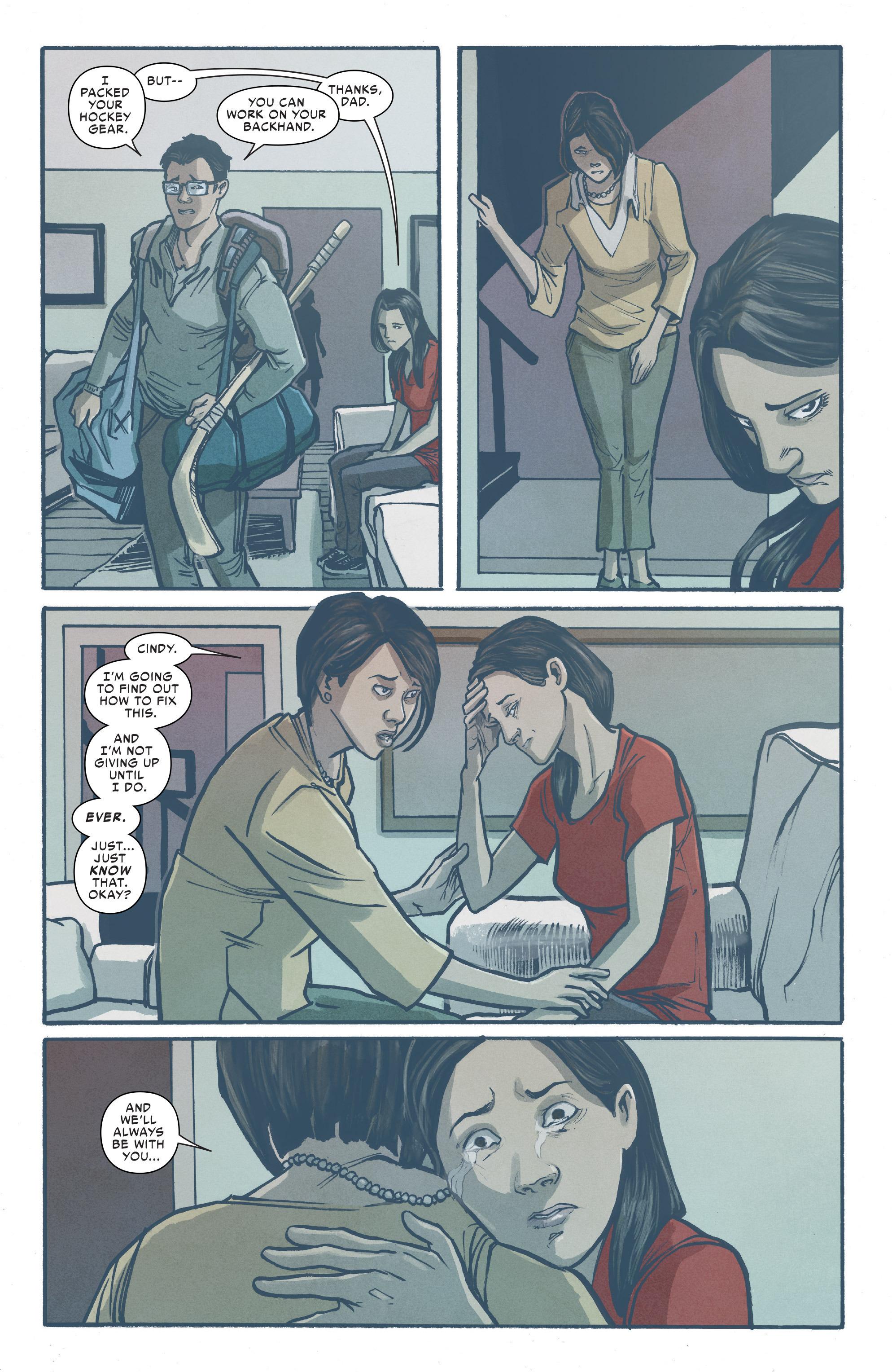 Read online Silk (2016) comic -  Issue #12 - 3