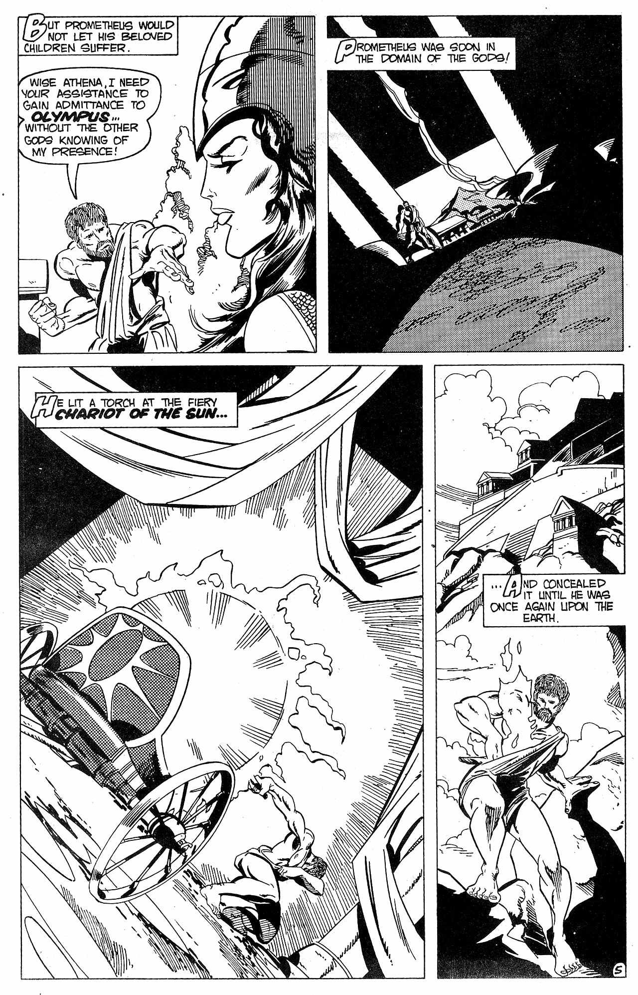 Read online Star*Reach comic -  Issue #6 - 20