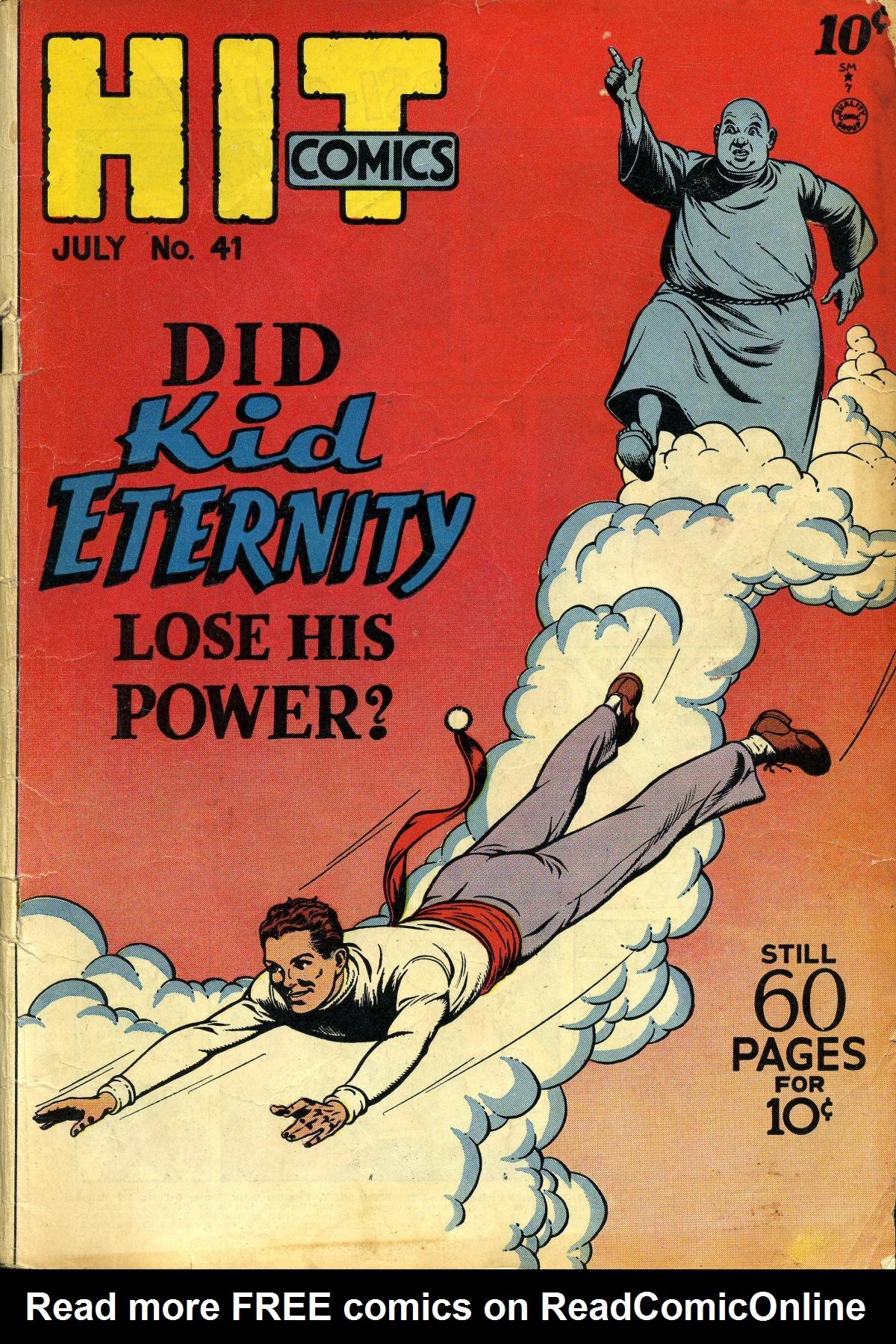 Read online Hit Comics comic -  Issue #41 - 1