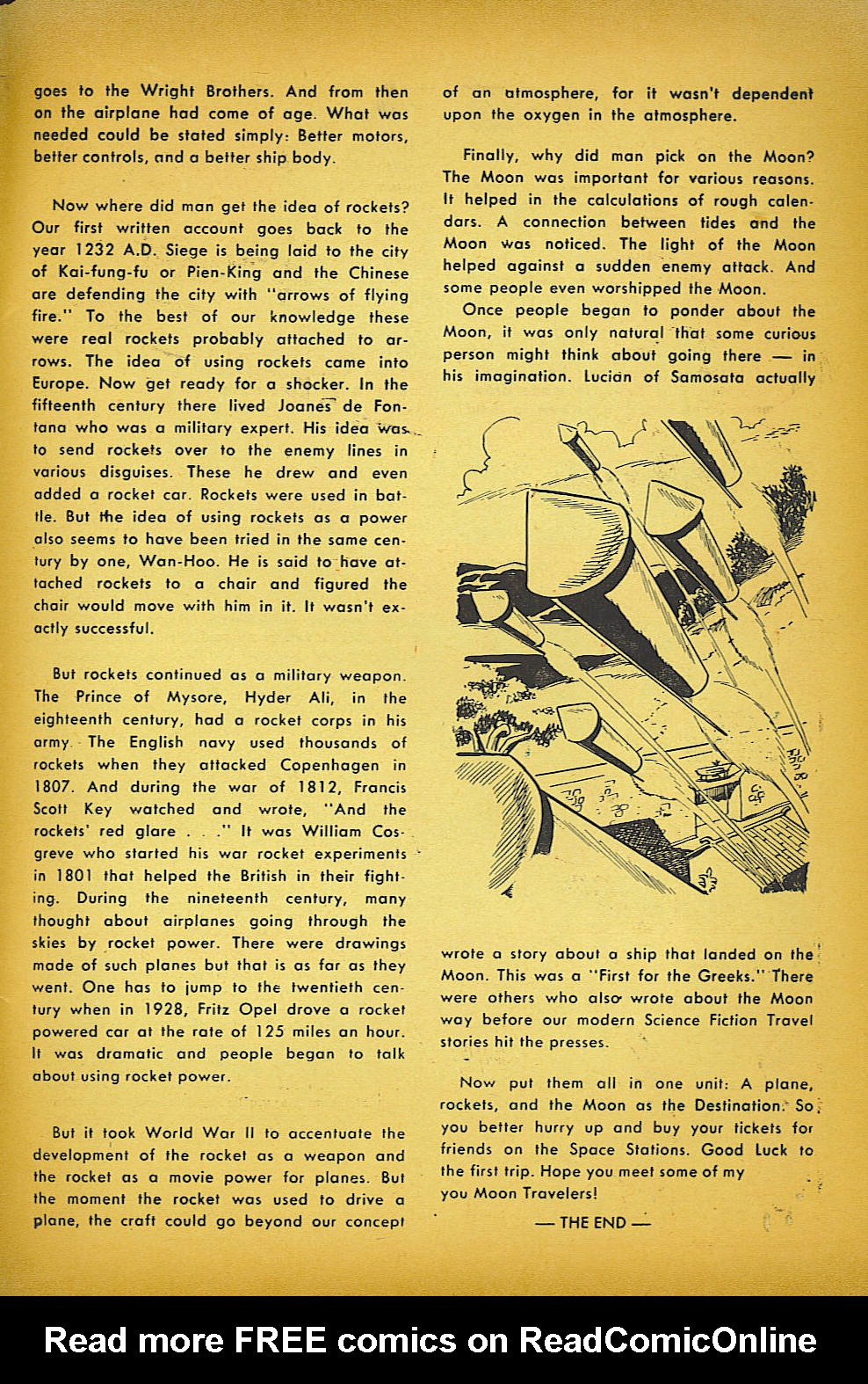 Space Adventures (1952) issue 20 - Page 35