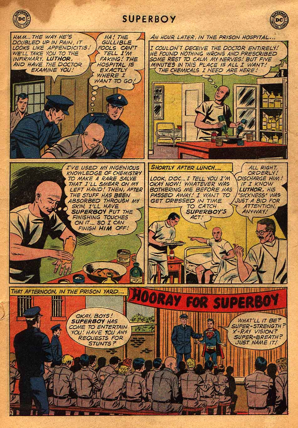 Superboy (1949) issue 96 - Page 4
