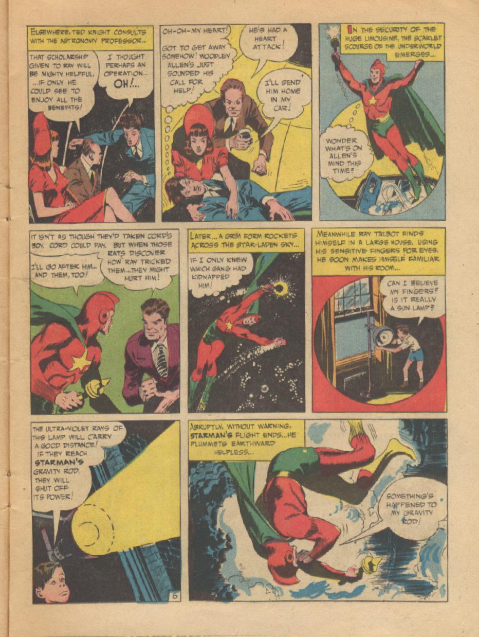 Read online Adventure Comics (1938) comic -  Issue #81 - 21