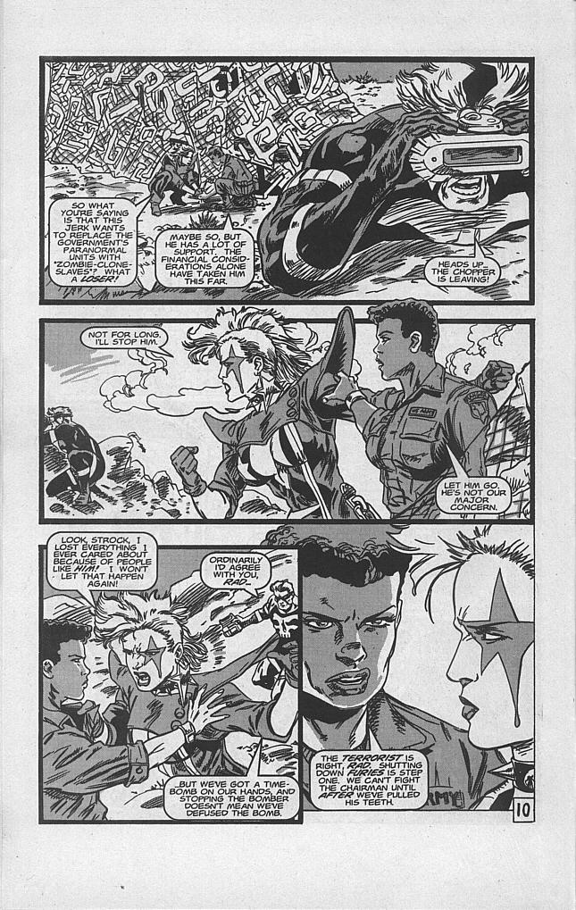 Femforce Issue #94 #94 - English 12