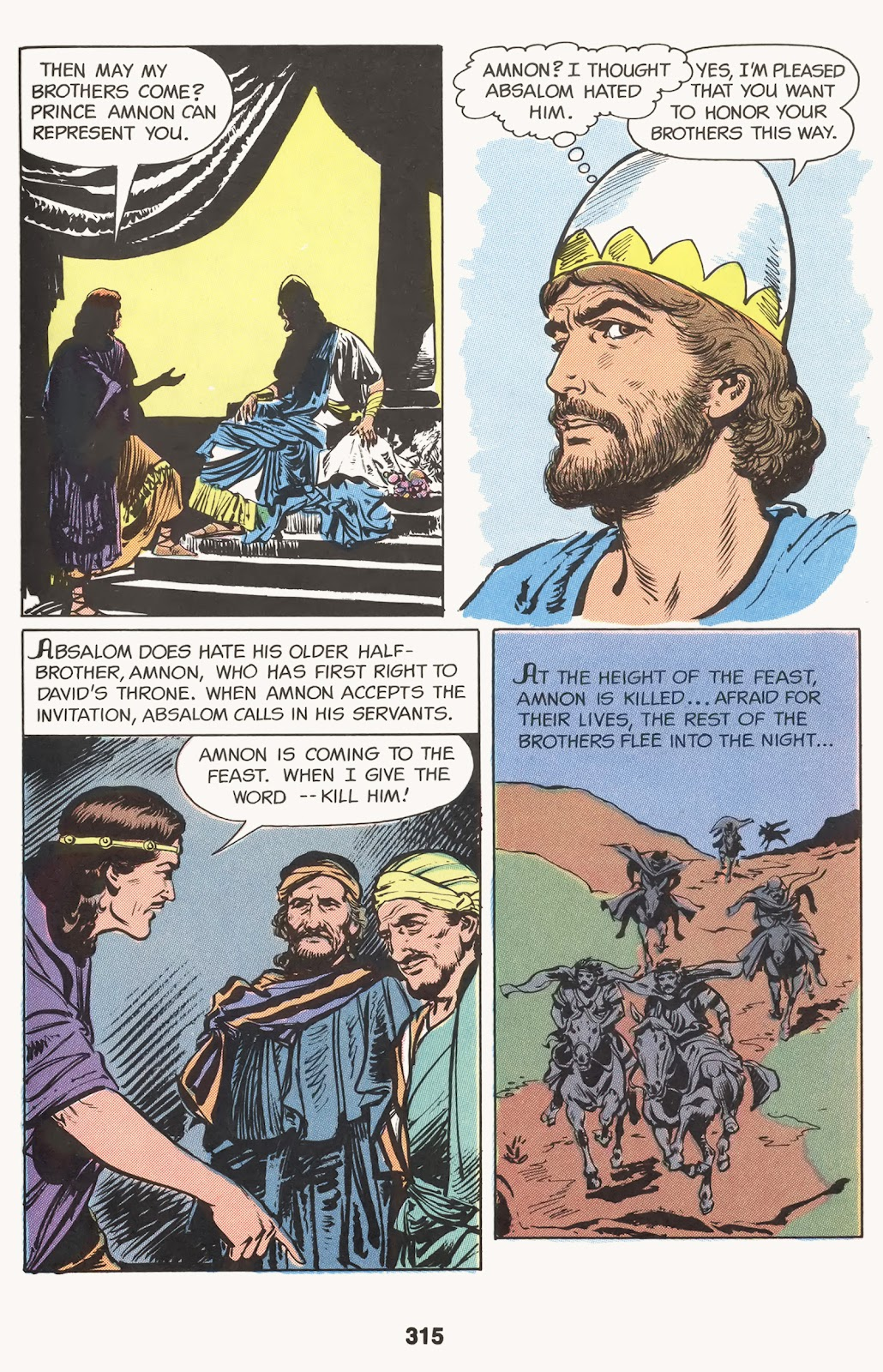 The Picture Bible issue TPB (Part 4) - Page 18