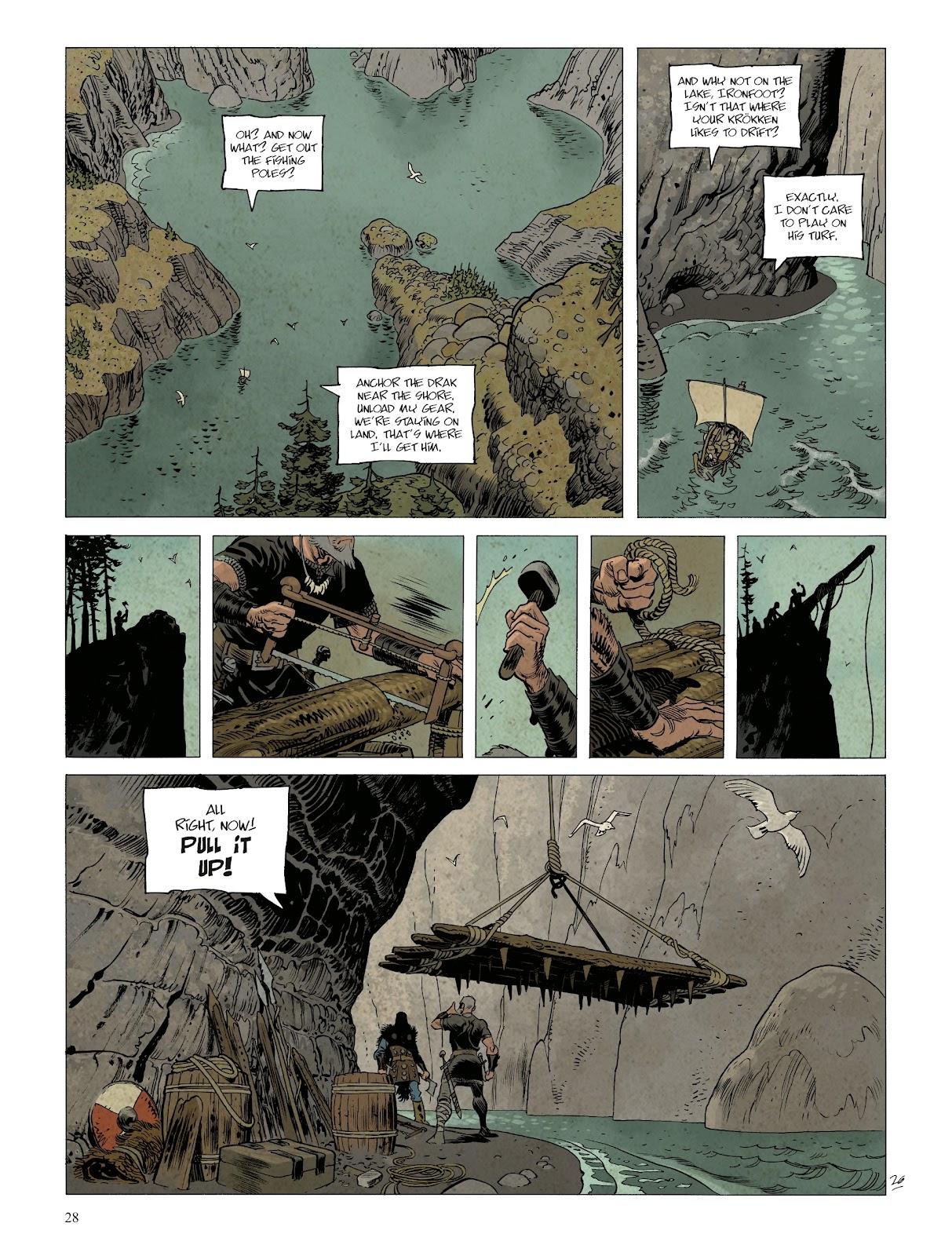Read online Asgard comic -  Issue #1 - 30