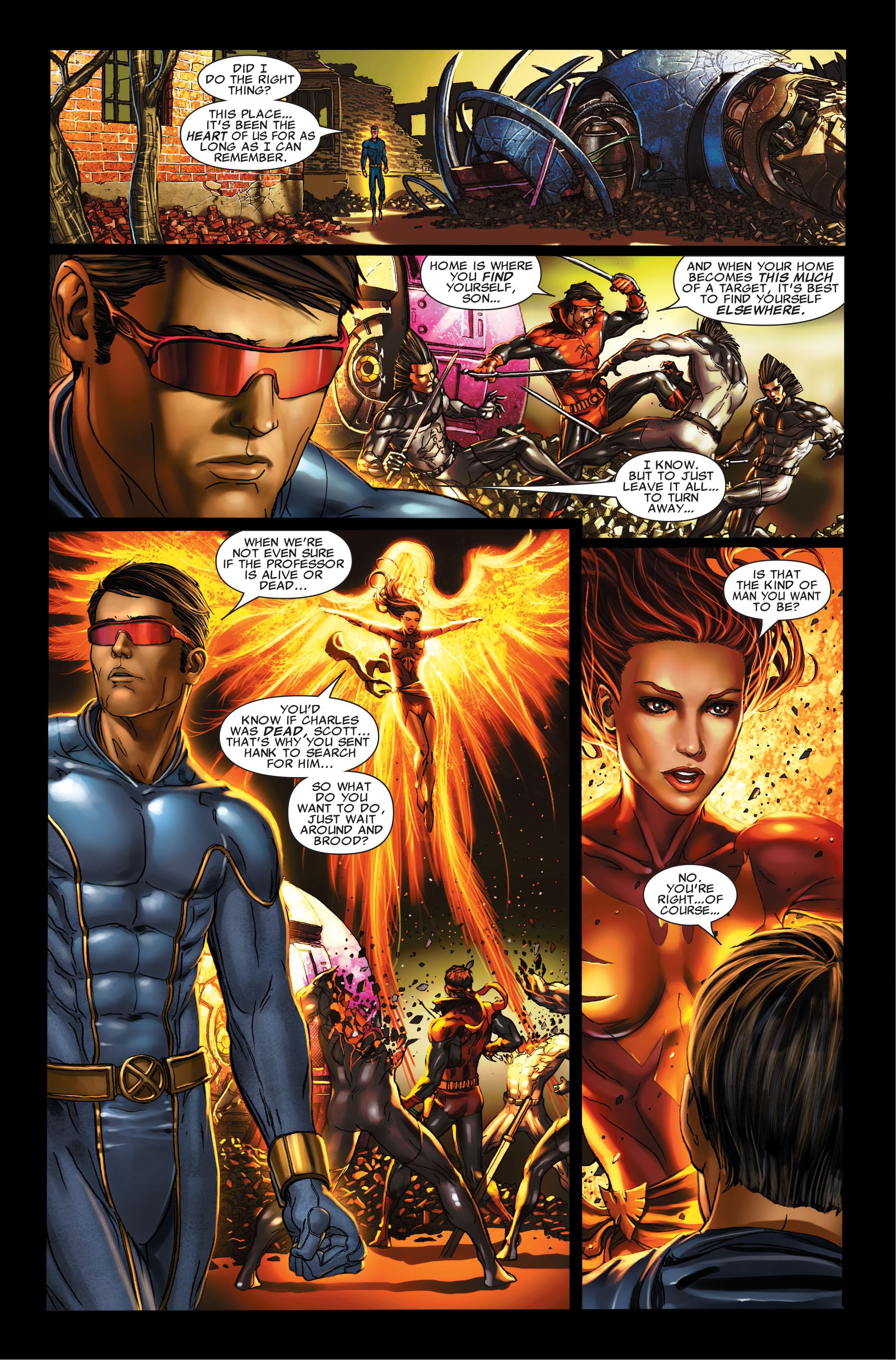 Read online Uncanny X-Men (1963) comic -  Issue #495 - 3