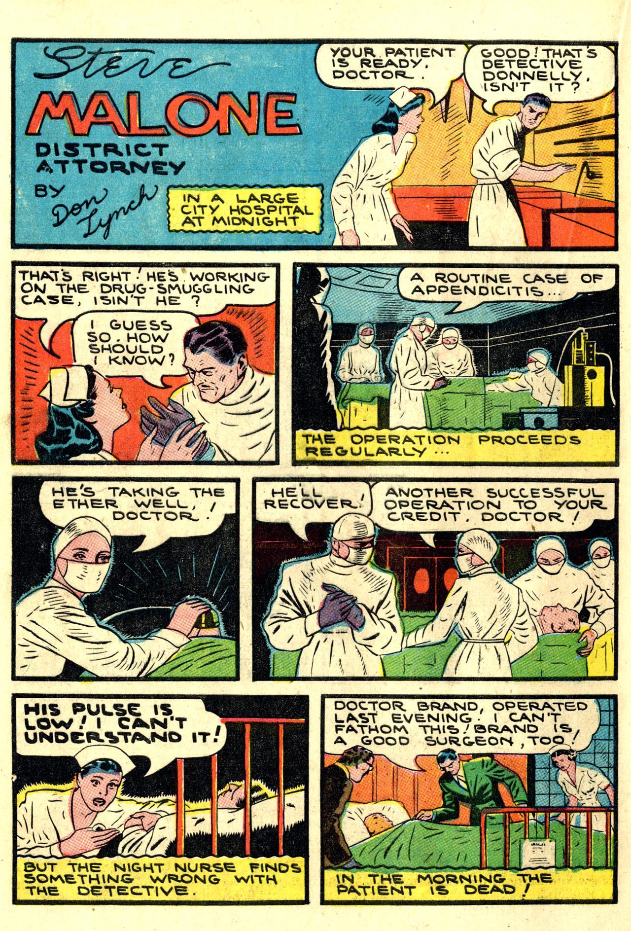 Read online Detective Comics (1937) comic -  Issue #44 - 44