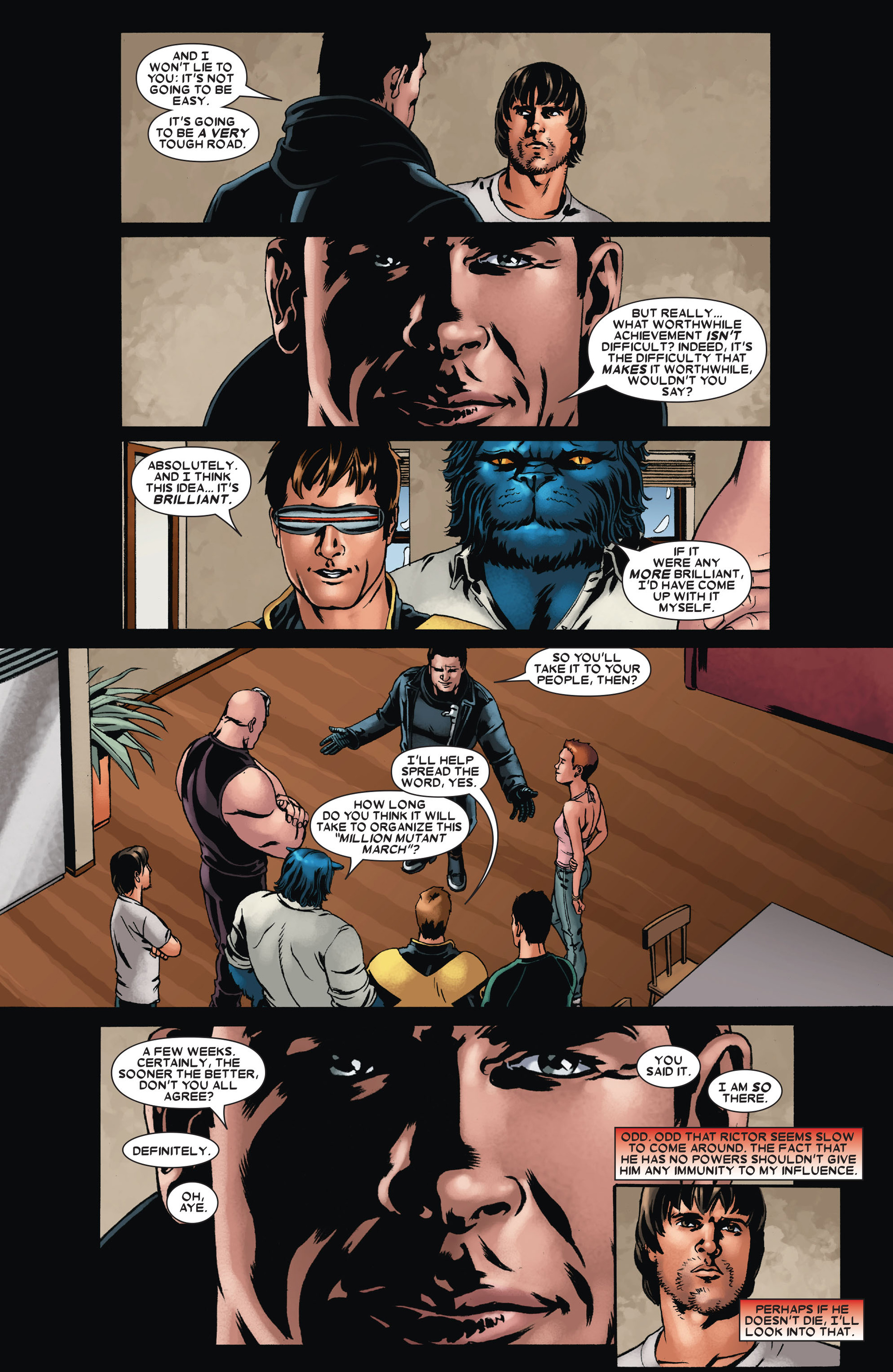 Read online X-Factor (2006) comic -  Issue #23 - 13