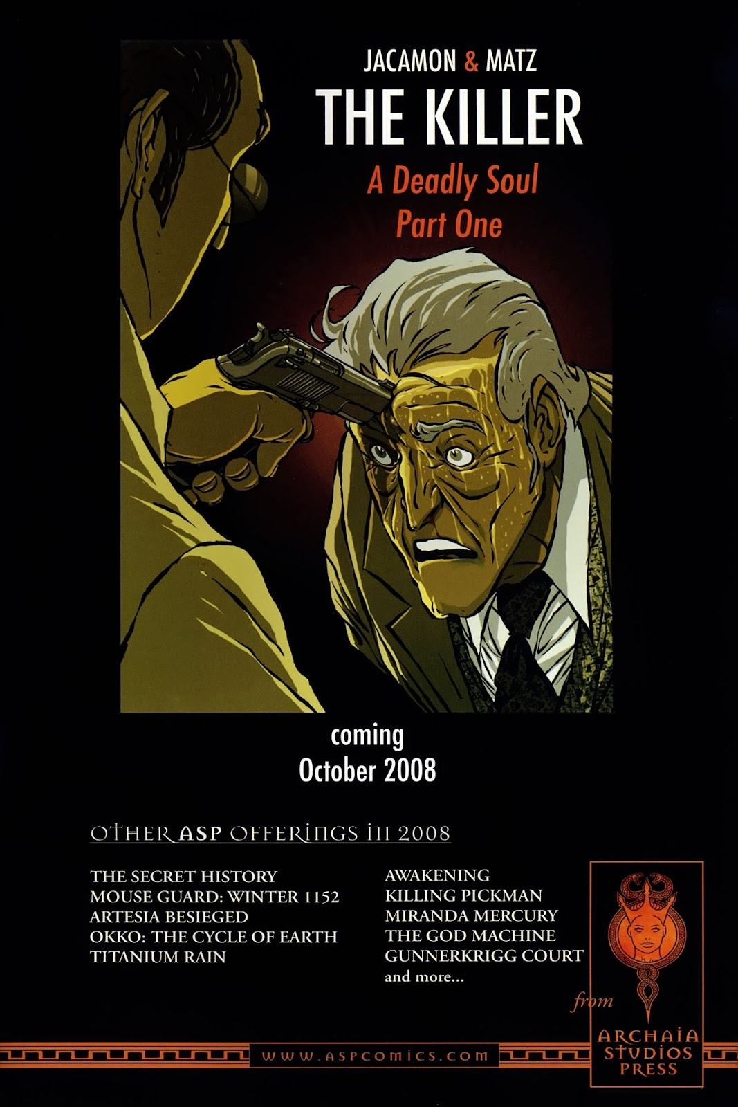Read online The Killer comic -  Issue #8 - 29