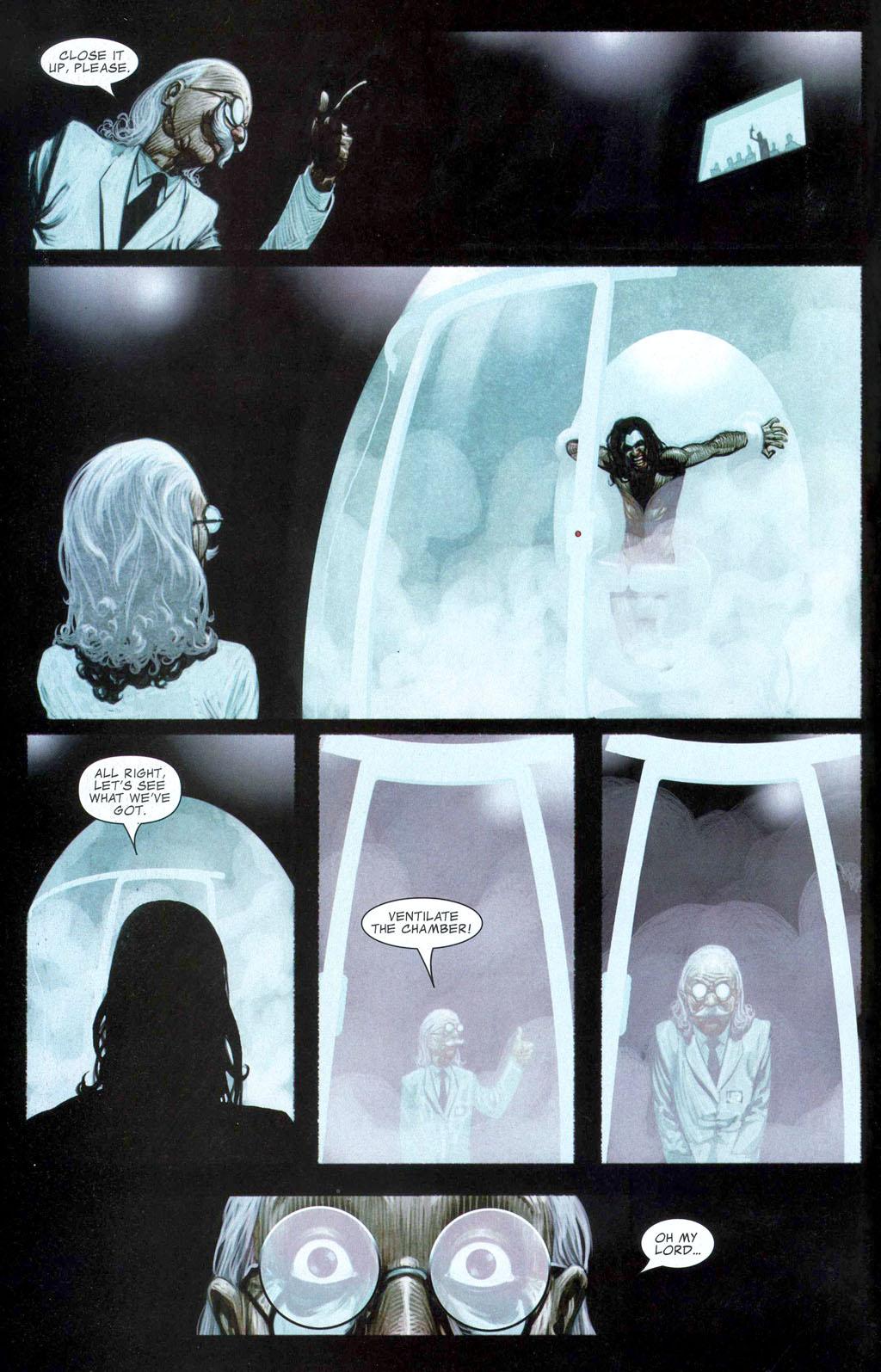 Read online Silent War comic -  Issue #1 - 22
