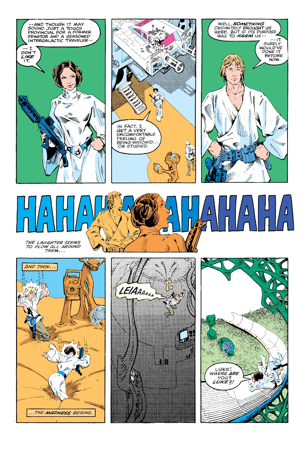 Read online Star Wars Legends: The Original Marvel Years - Epic Collection comic -  Issue # TPB 2 (Part 3) - 100