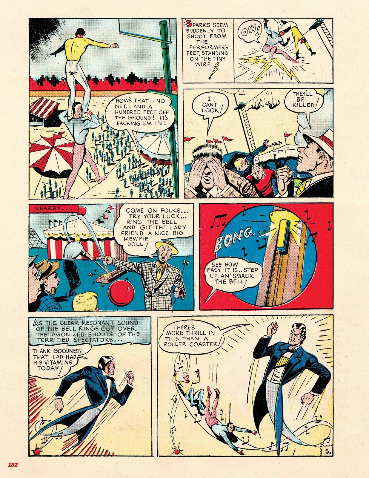 Read online Super Weird Heroes comic -  Issue # TPB 2 (Part 2) - 82