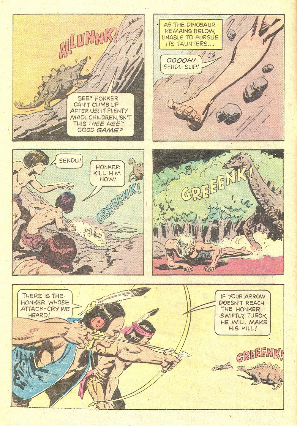 Read online Turok, Son of Stone comic -  Issue #129 - 4