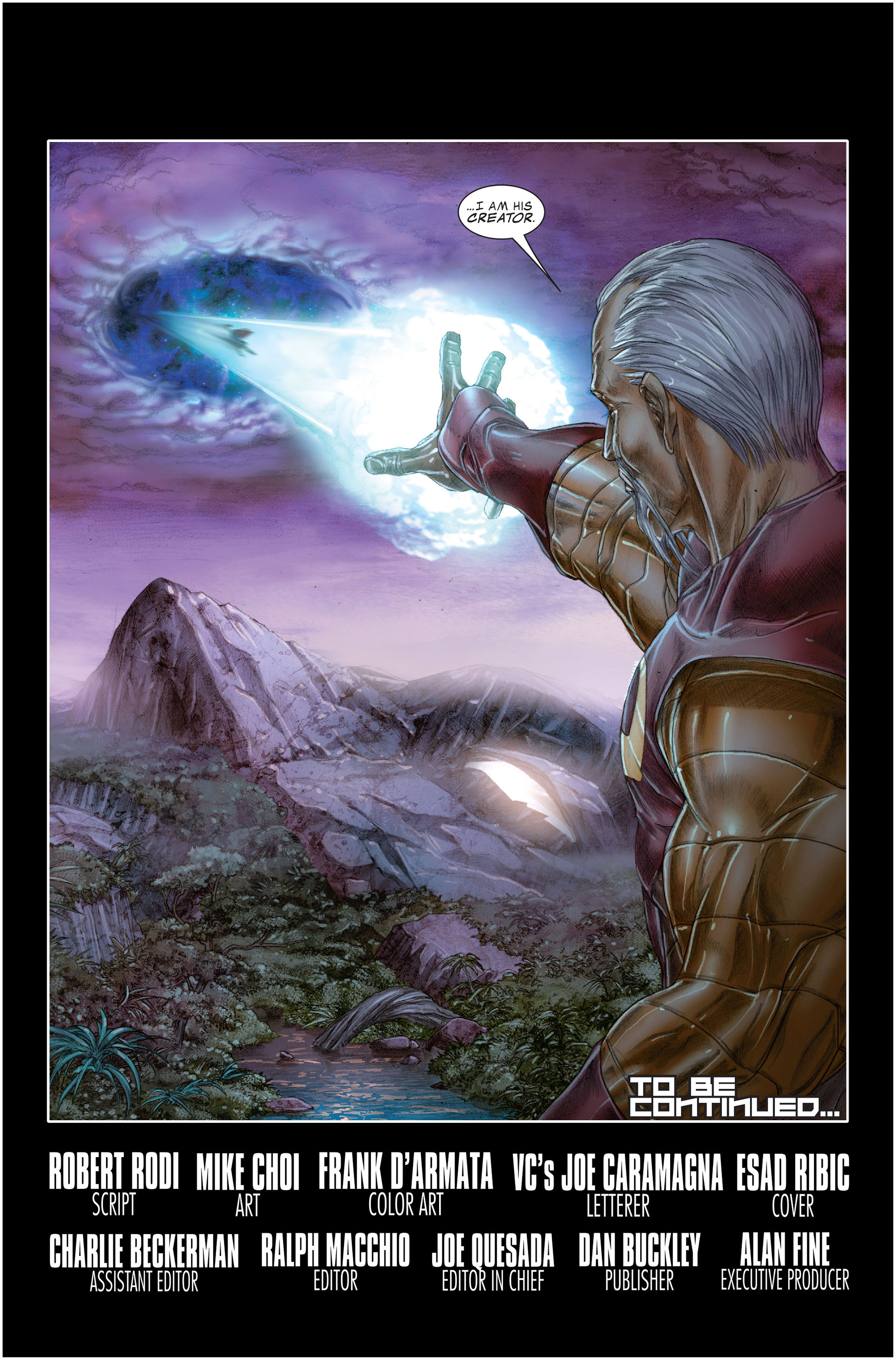 Read online Astonishing Thor comic -  Issue #1 - 21