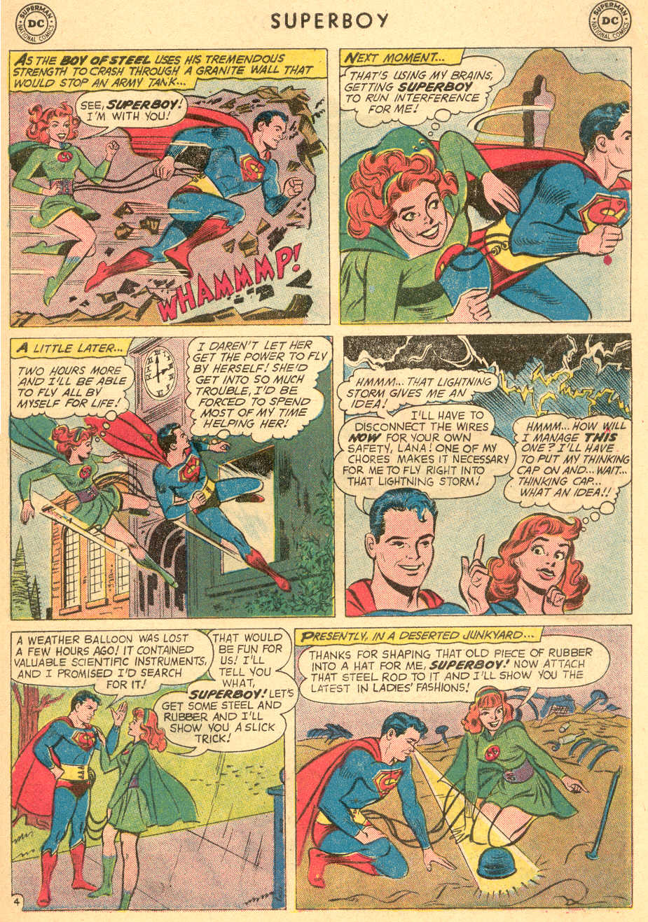 Superboy (1949) issue 72 - Page 25