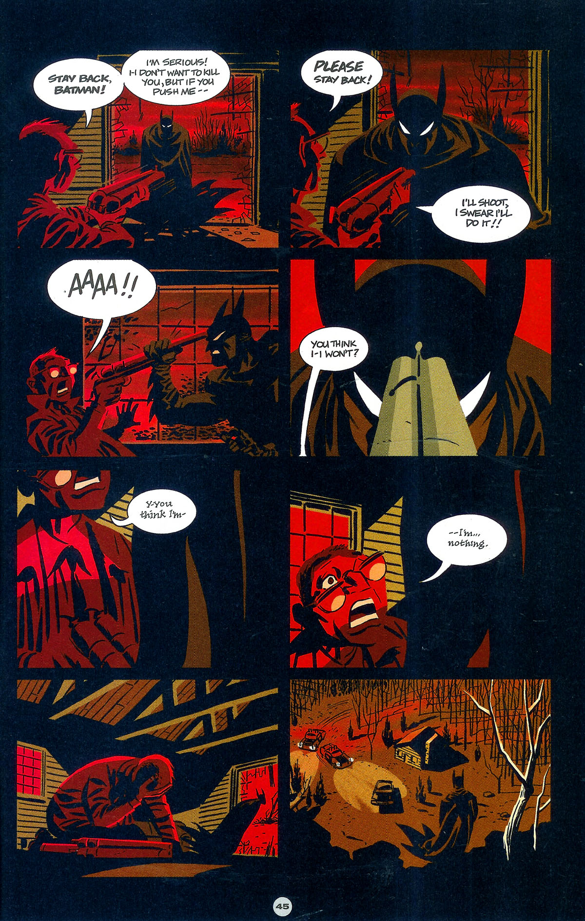 Read online Solo (2004) comic -  Issue #5 - 44