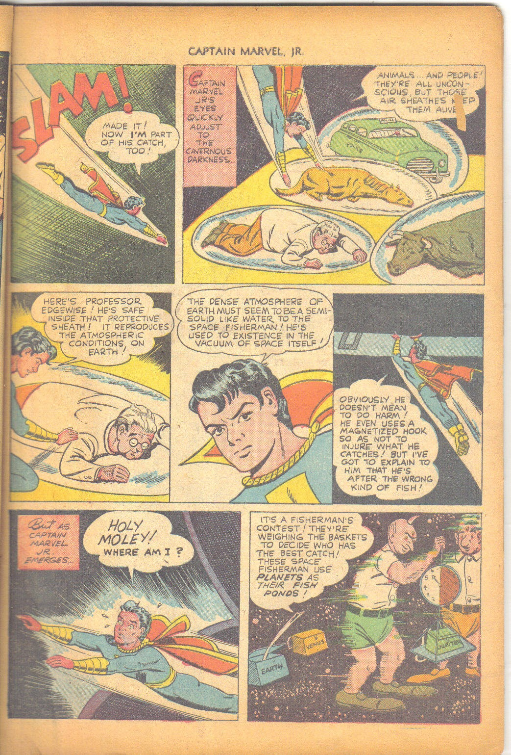Captain Marvel, Jr. issue 95 - Page 18