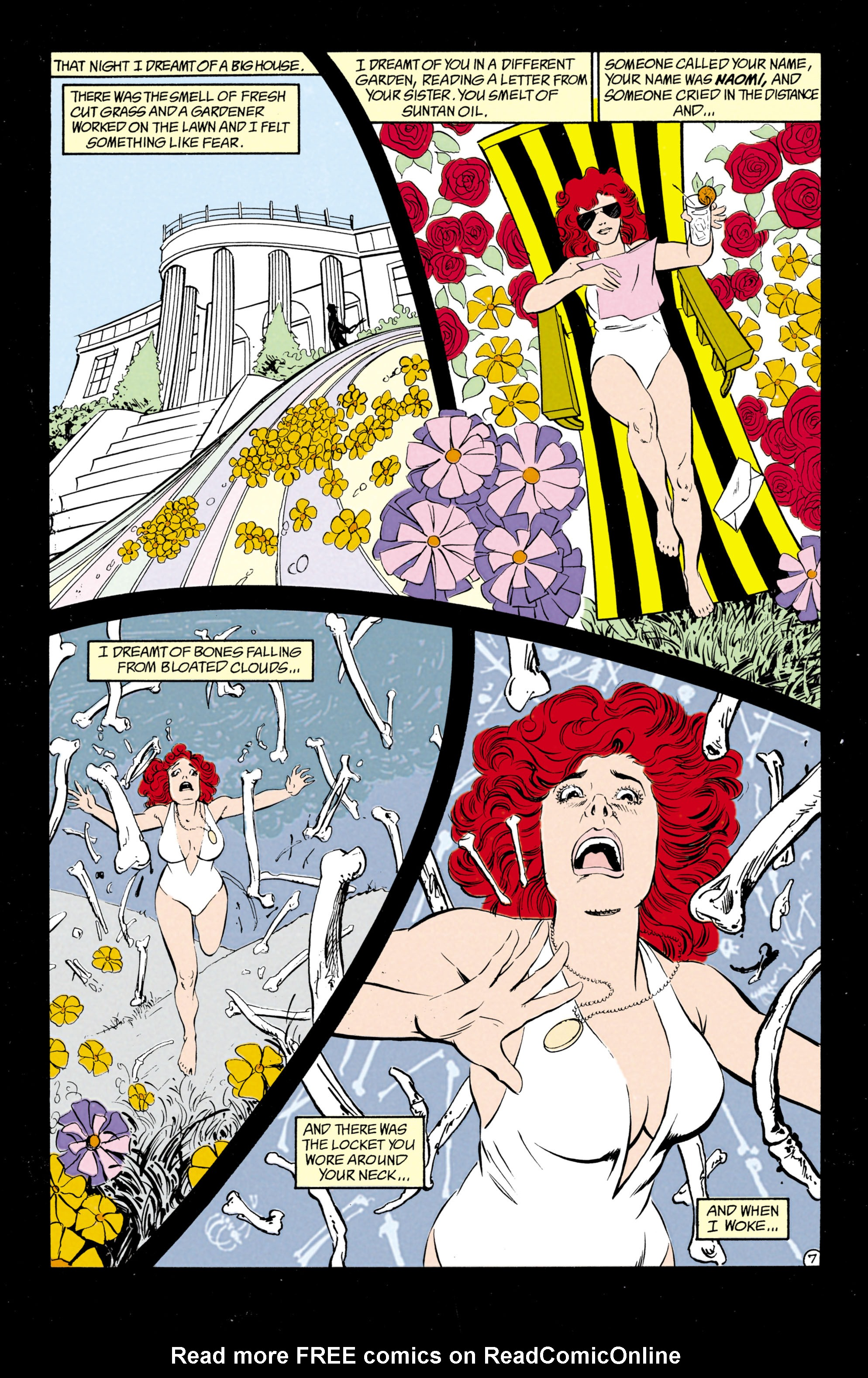 Read online Shade, the Changing Man comic -  Issue #27 - 8