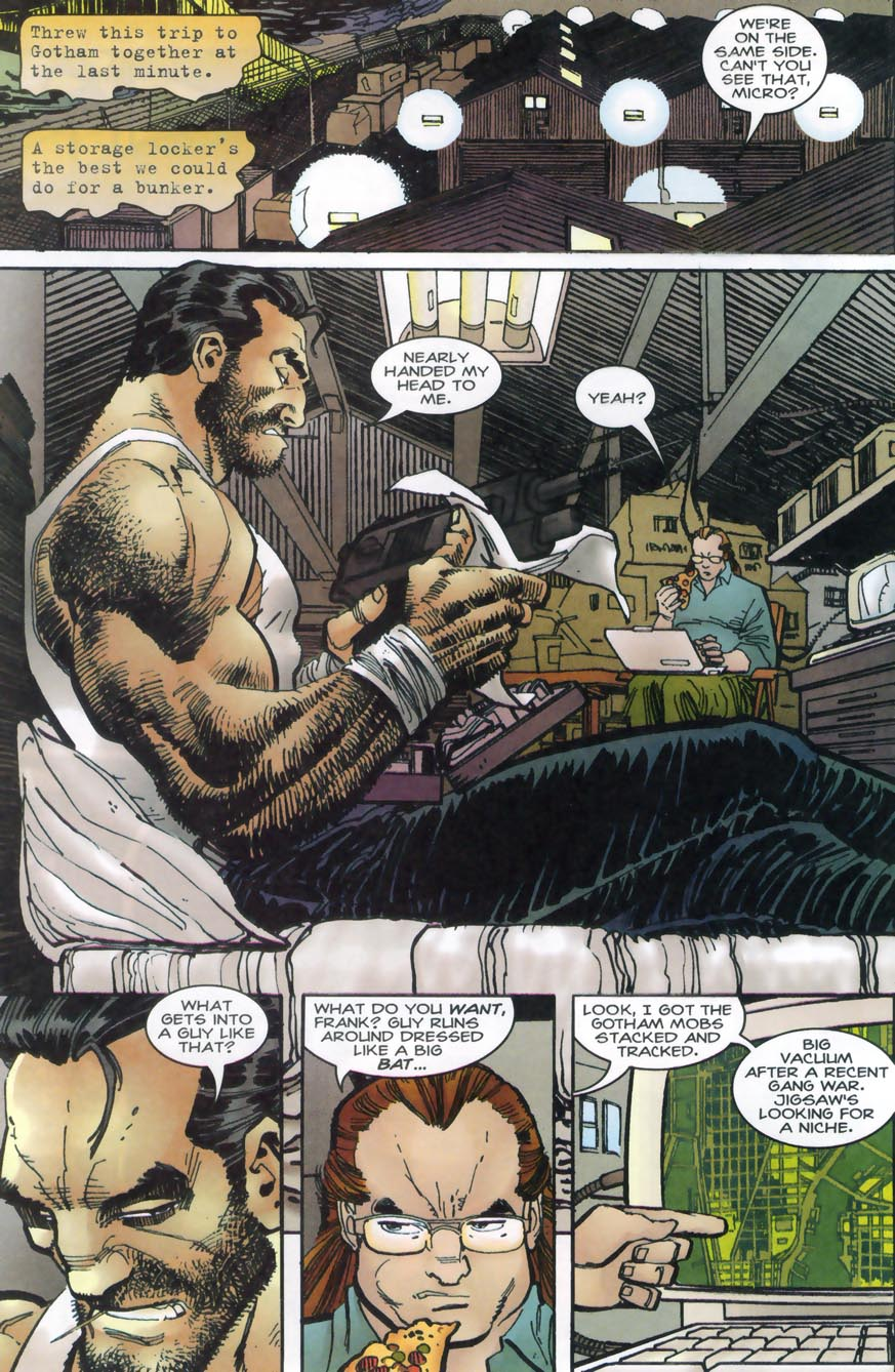 Read online Punisher/Batman: Deadly Knights comic -  Issue # Full - 17