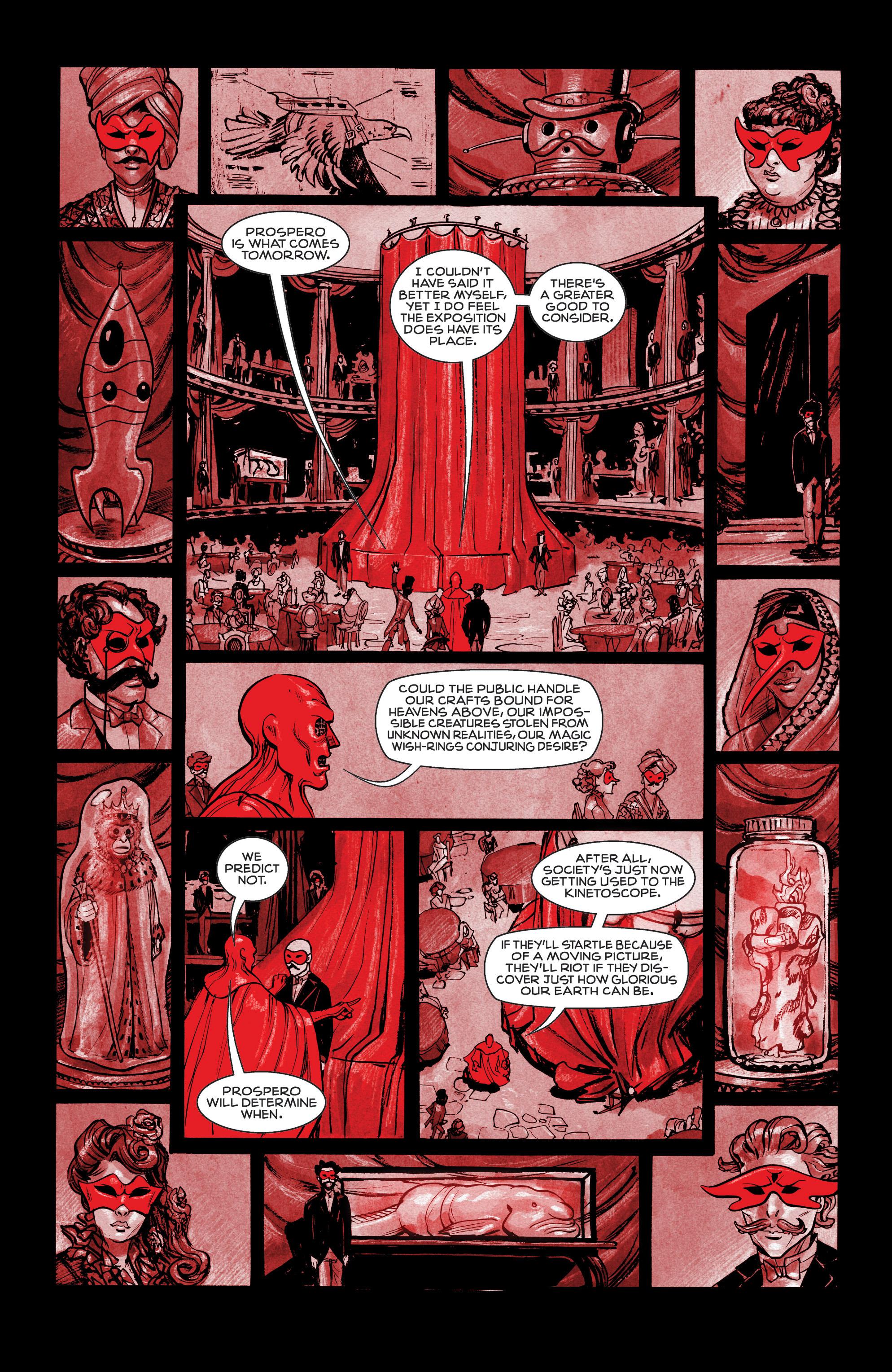Read online Shutter comic -  Issue #9 - 5